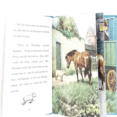 vintage-ladybird-the-discontented-pony-kindergarten-books-country-house-library
