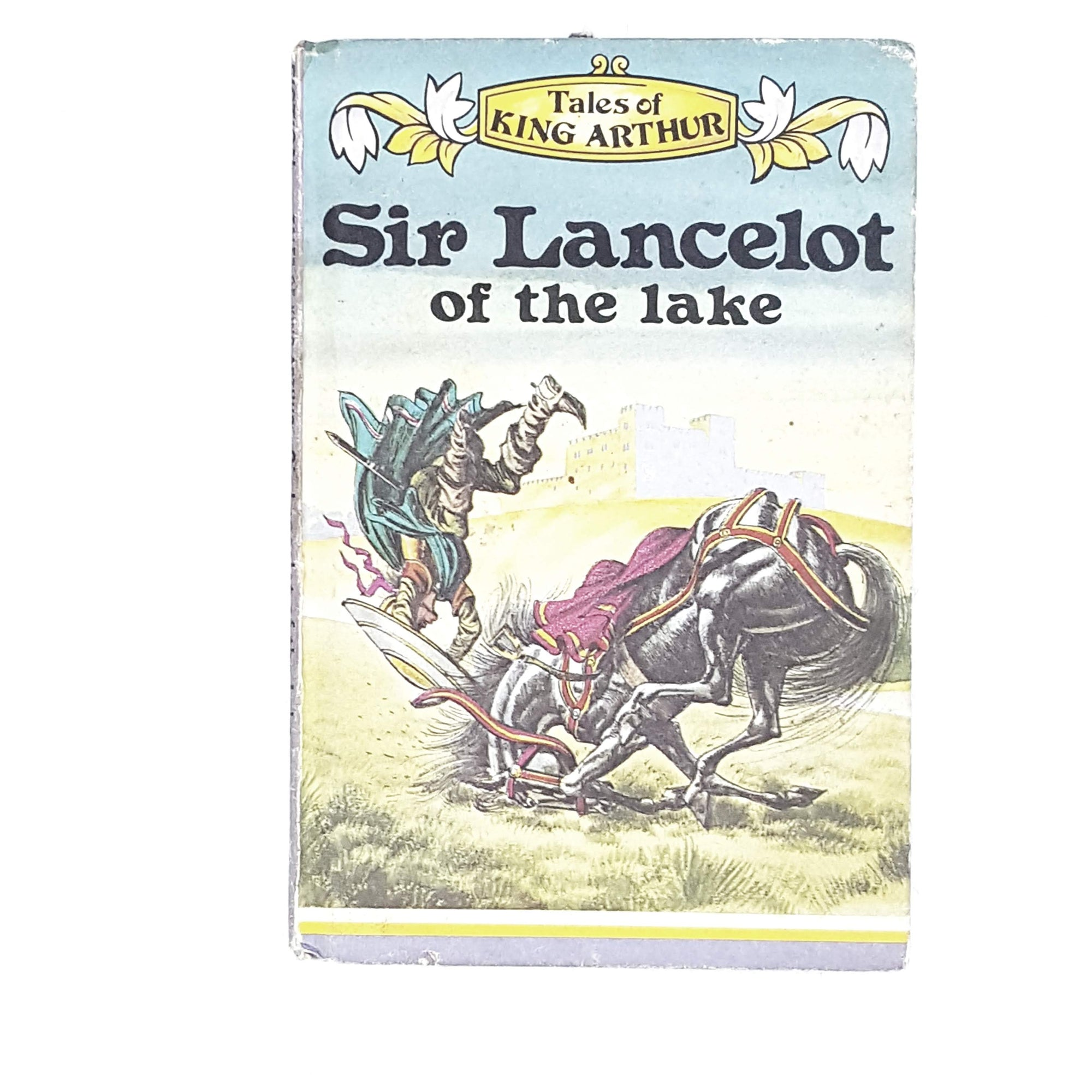 Vintage Ladybird: Sir Lancelot of the Lake 1977