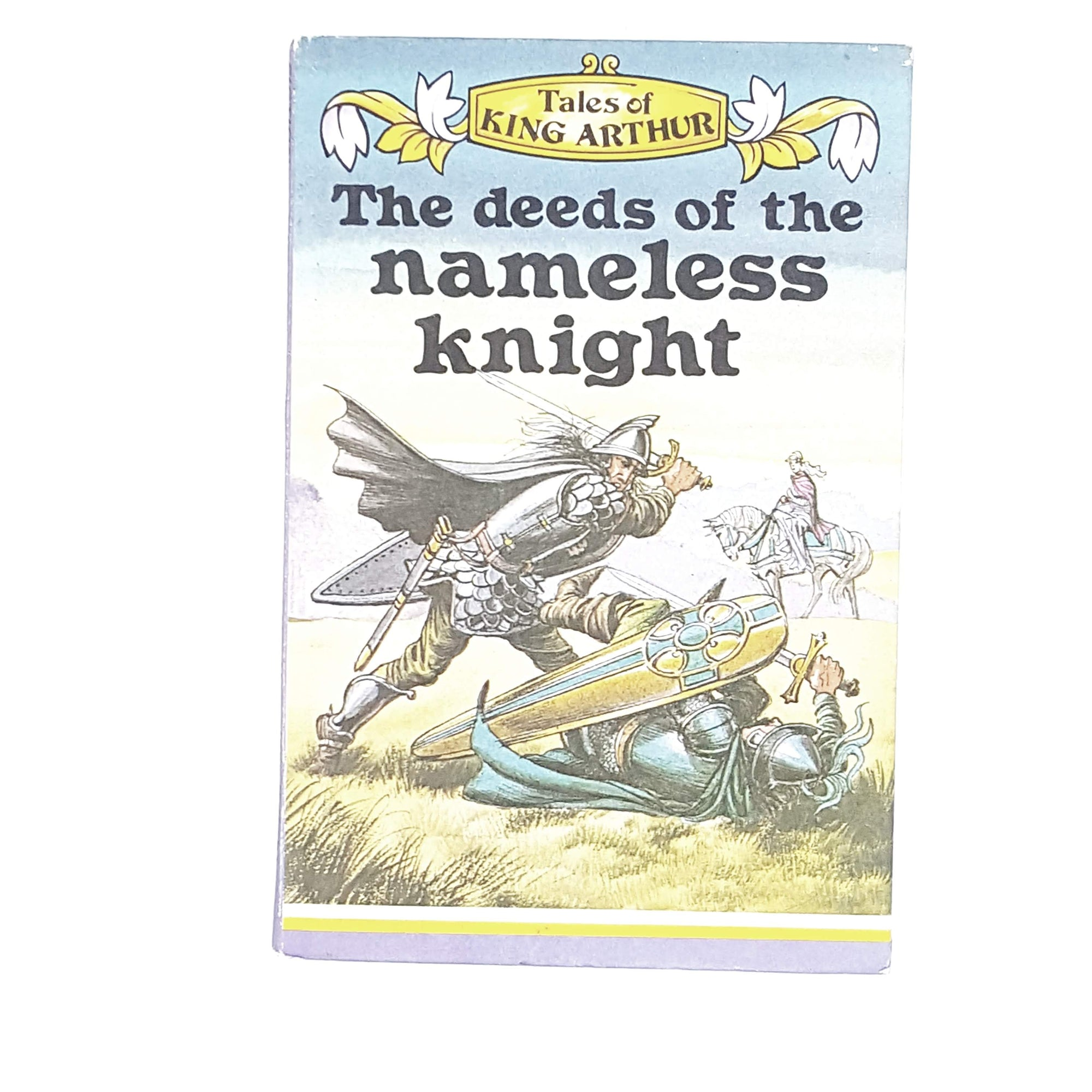 vintage-ladybird-the-deeds-of-the-nameless-knight-1977-kindergarten-books-country-house-library