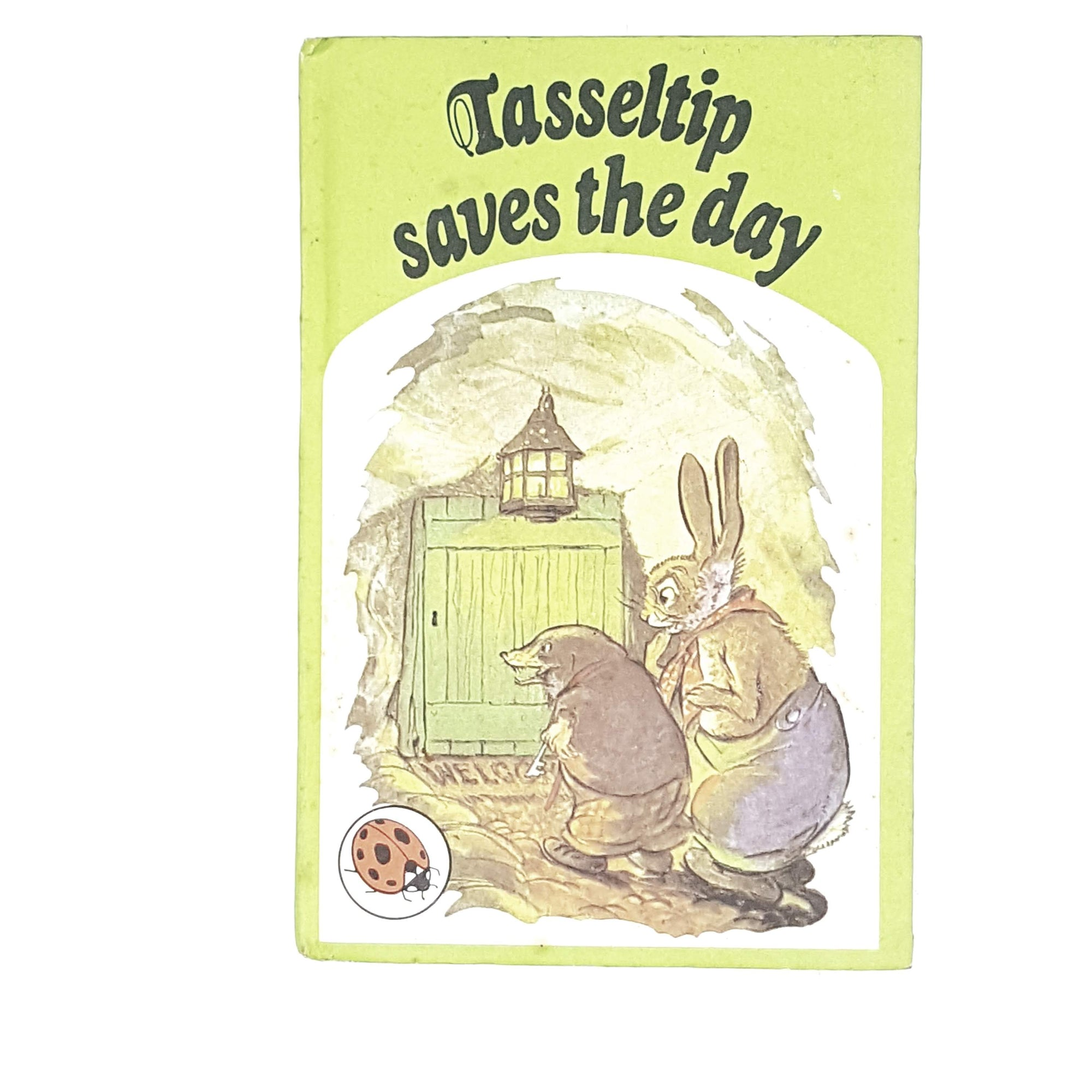 Vintage Ladybird: Tasseltip Saves The Day 1975