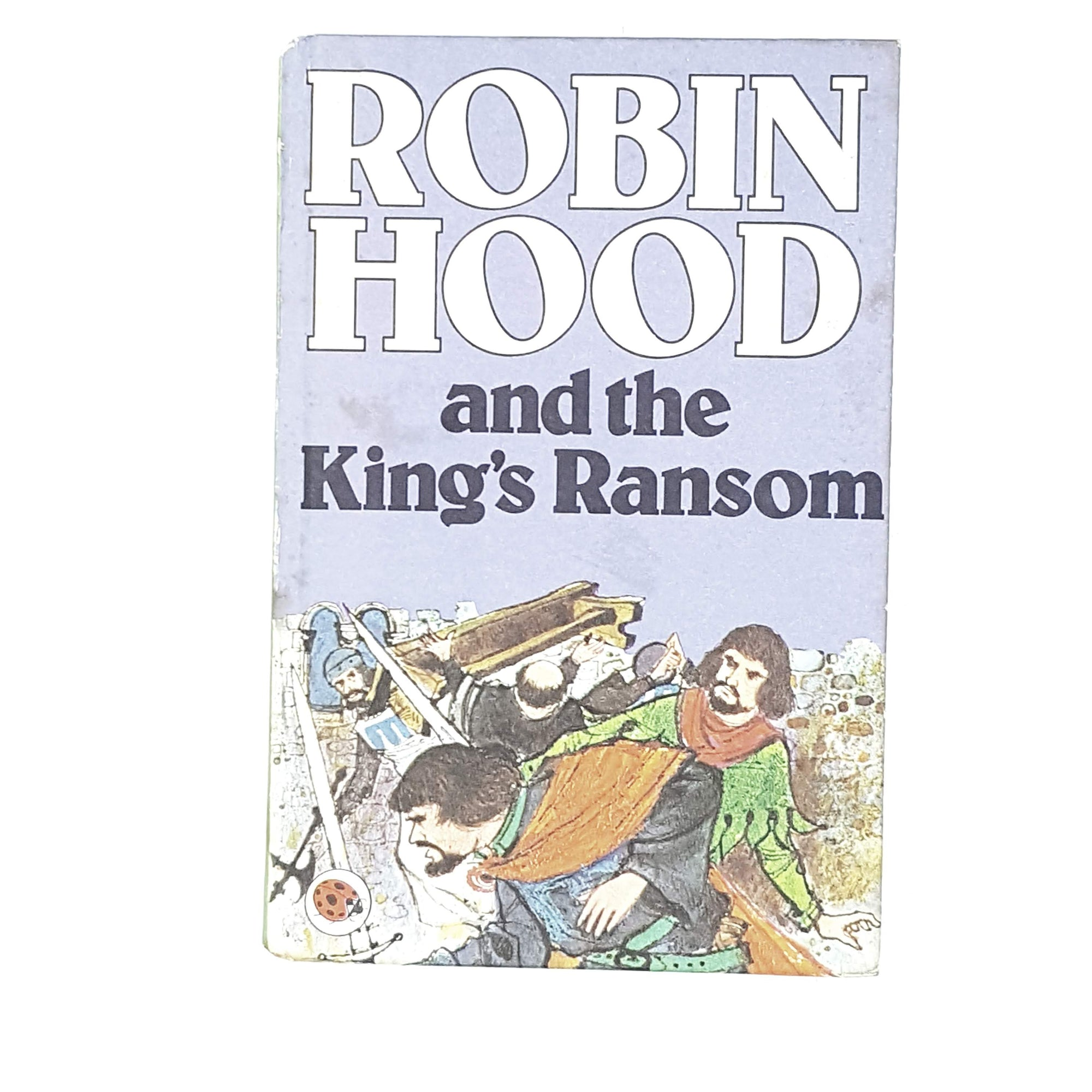 Vintage Ladybird: Robin Hood and the King's Ransom 1978