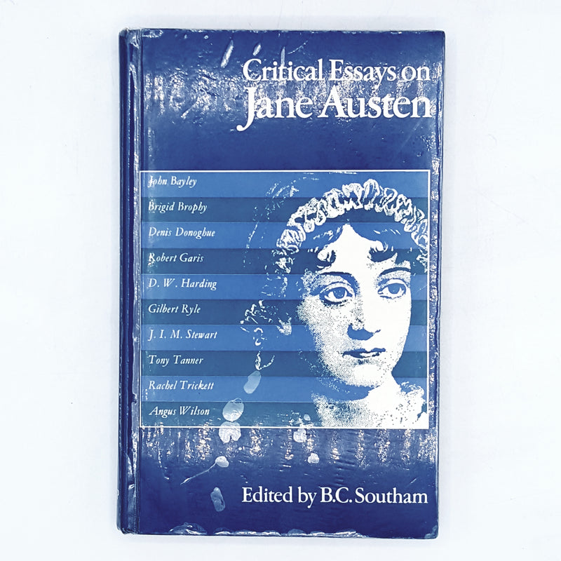 Jane Austen: Critical Essays c1970