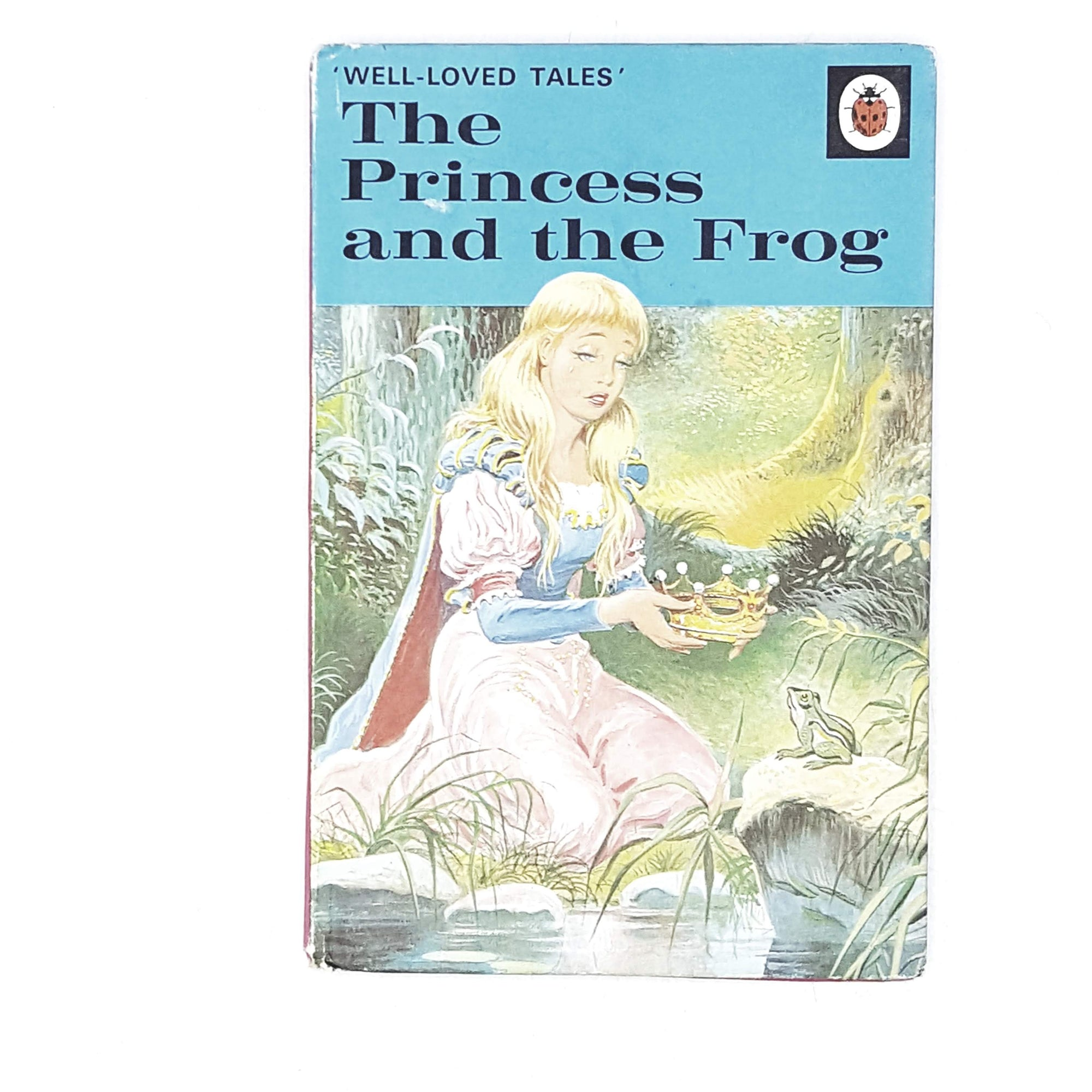 Vintage Ladybird: The Princess and the Frog 1973