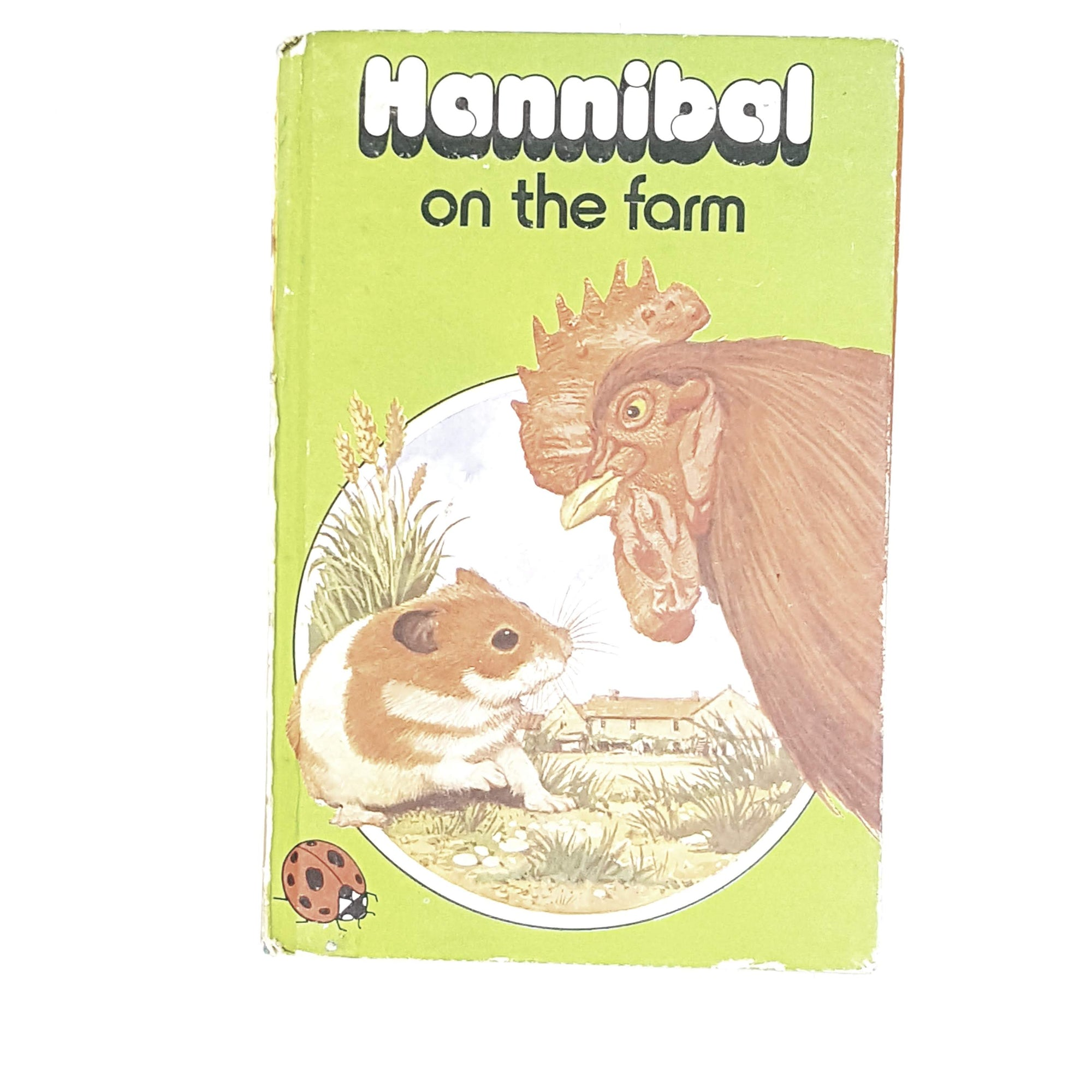 Vintage Ladybird: Hannibal on the Farm 1976