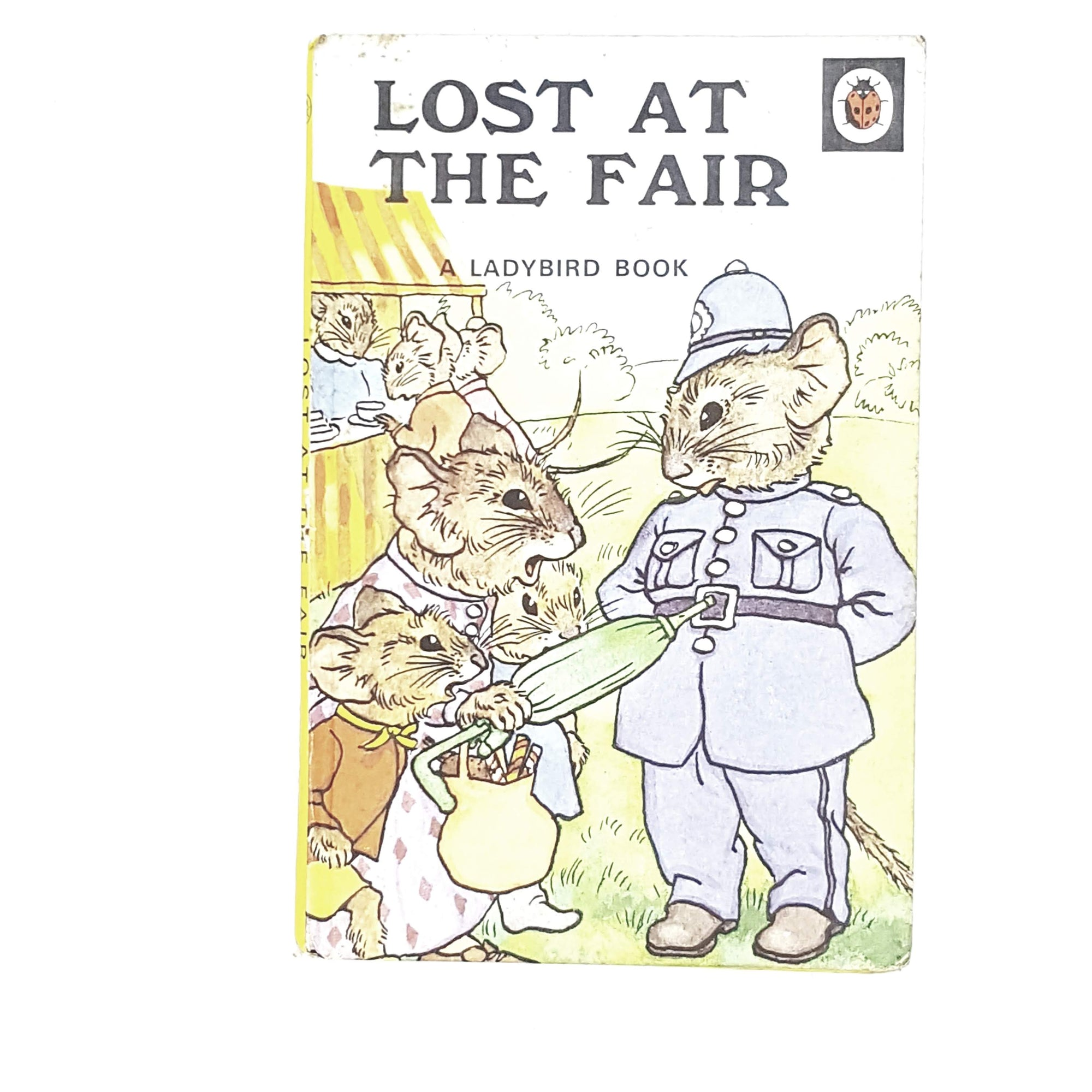 Vintage Ladybird: Lost at the Fair 1948