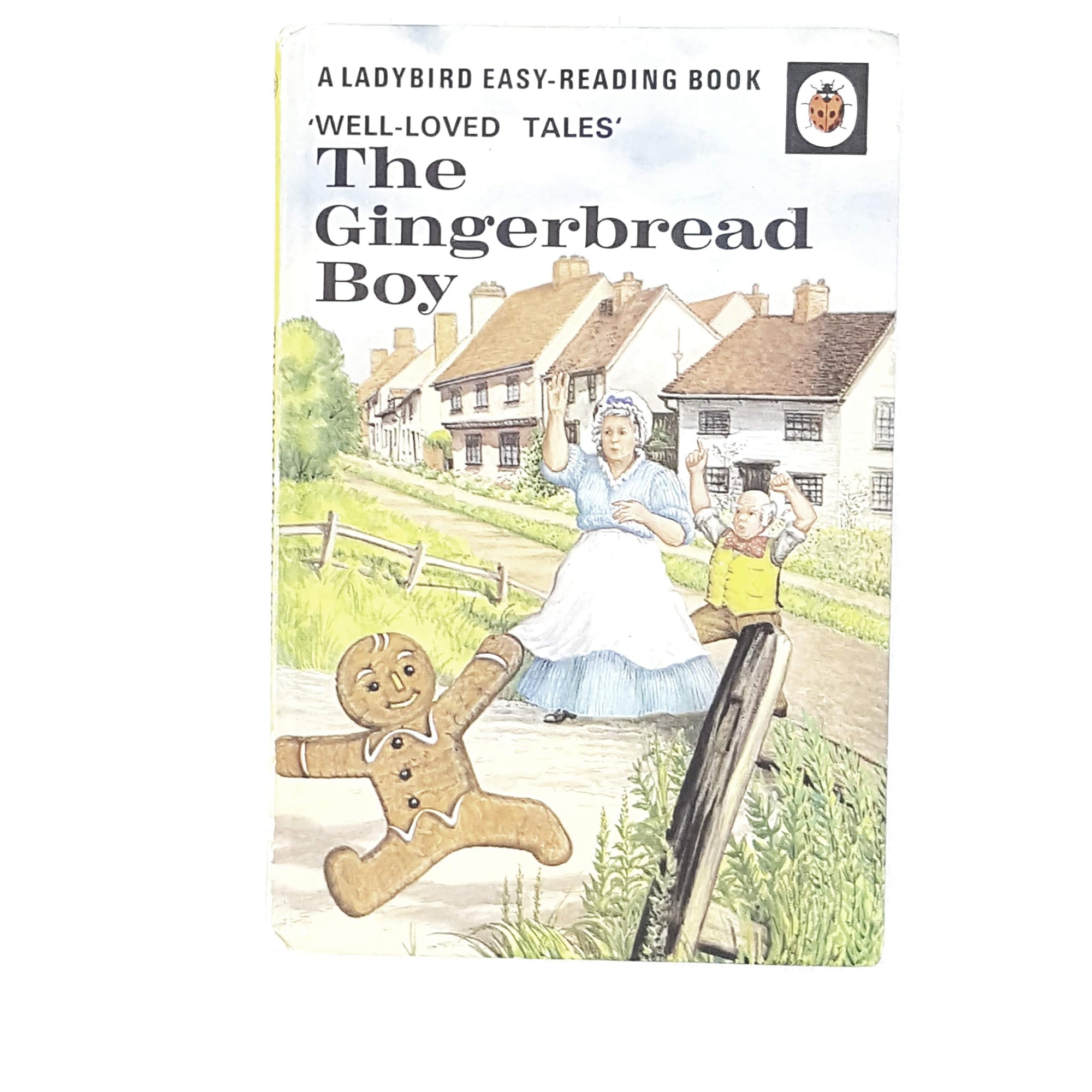Vintage Ladybird: The Gingerbread Boy 1966