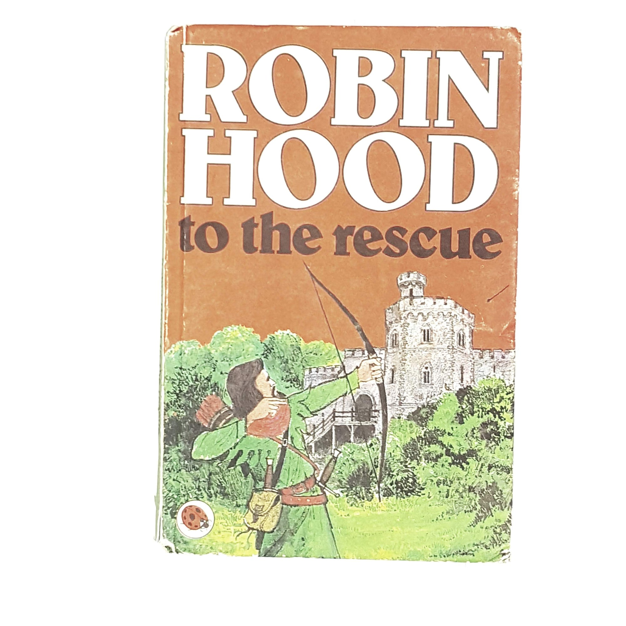 Ladybird Fiction: Robin Hood to the Rescue 1978