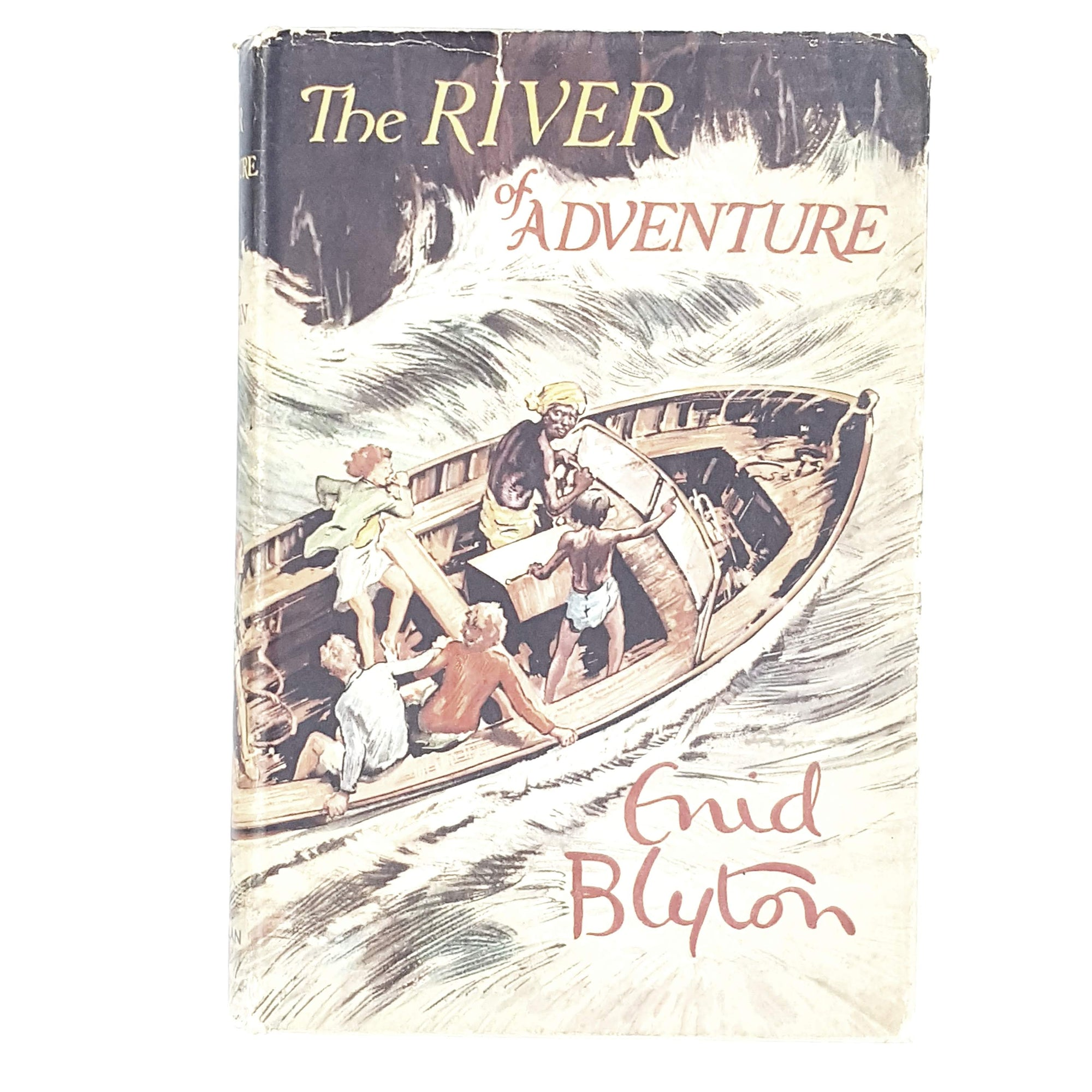enid-blytons-the-river-of-adventure-1955-country-house-library