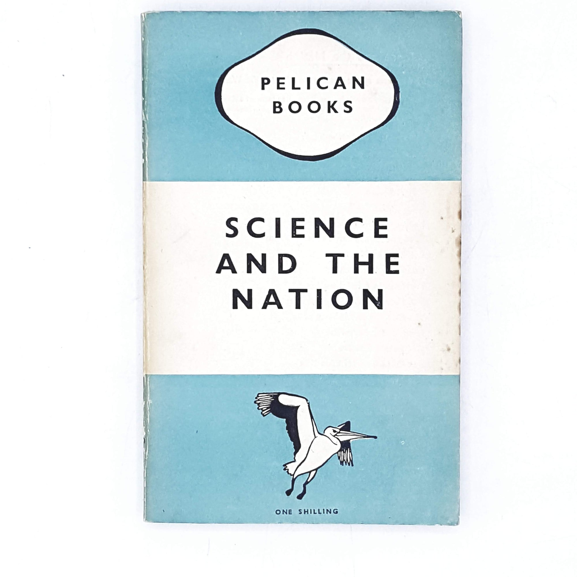 Vintage Pelican Science and the Nation 1947