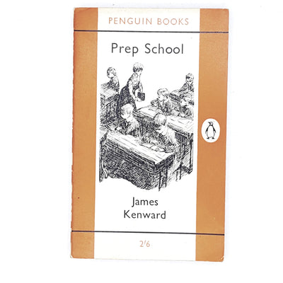 vintage-penguin-prep-school-by-james-kenward-1958-country-house-library