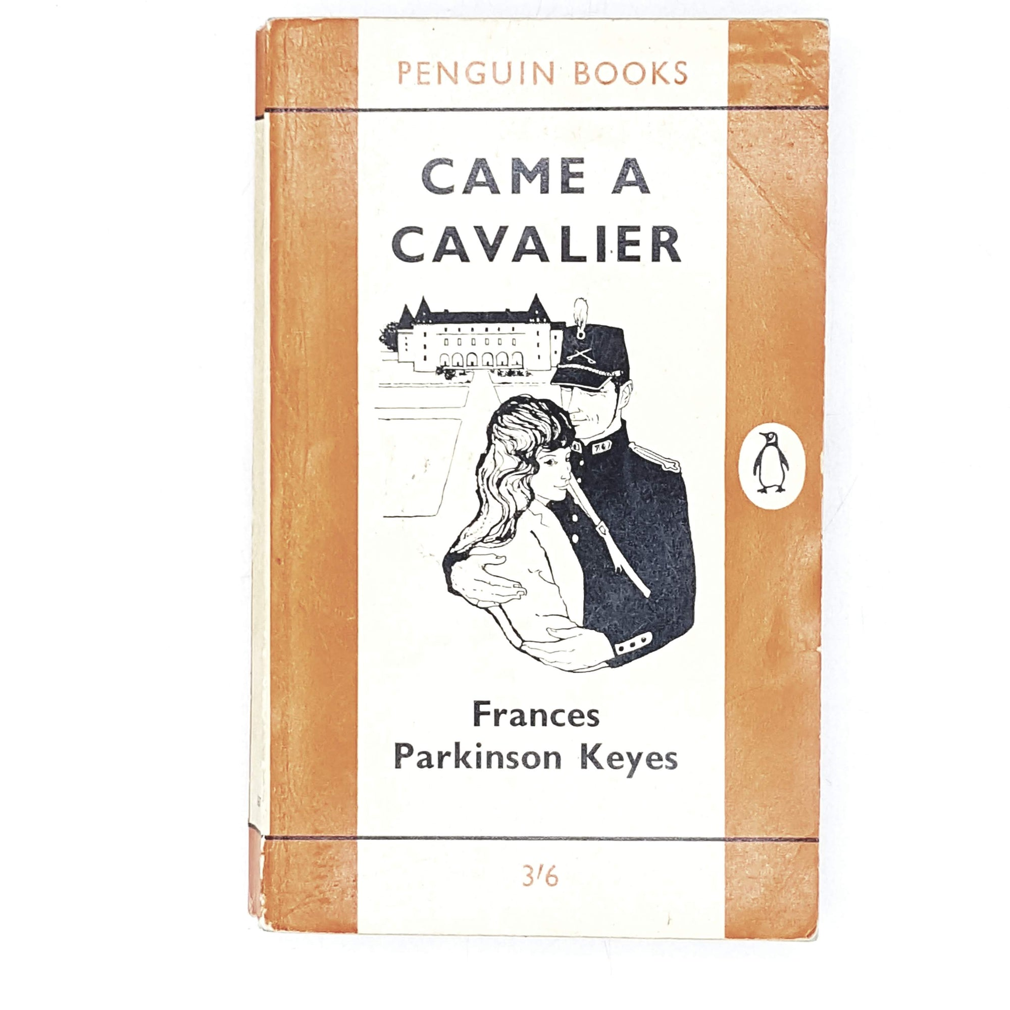 Vintage Penguin Came a Cavalier by Frances Parkinson Keyes 1960
