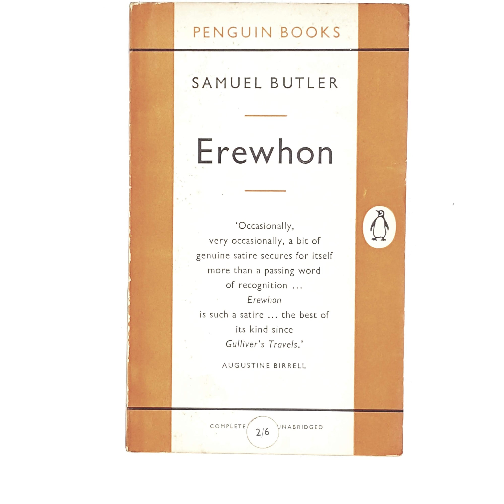 vintage-penguin-erewhon-by-samuel-butler-1954-country-house-library