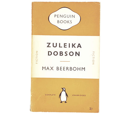 vintage-penguin-zuleika-dobson-by-max-beerbohm-1952-country-house-library