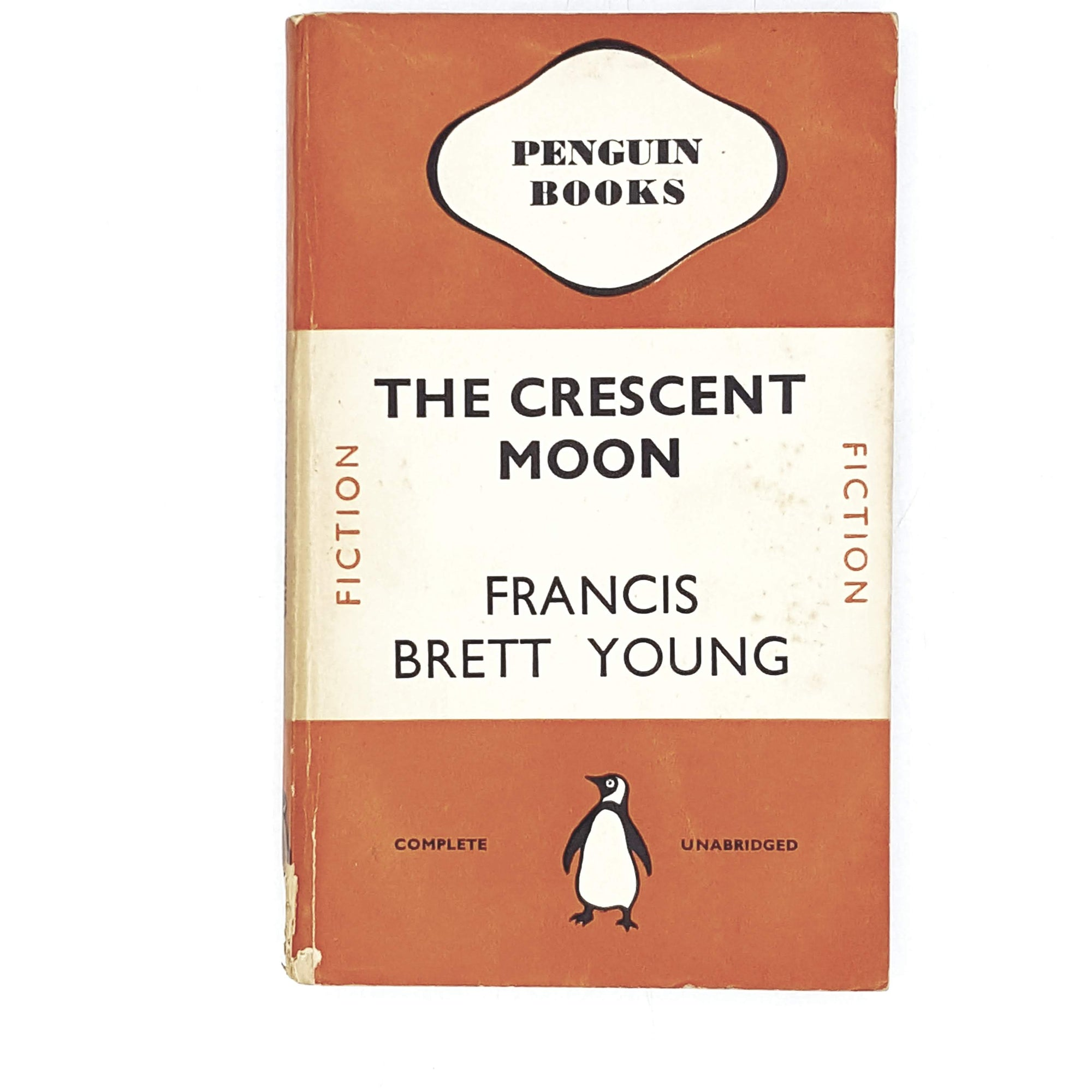 Vintage Penguin The Crescent Moon by Francis Brett Young 1939