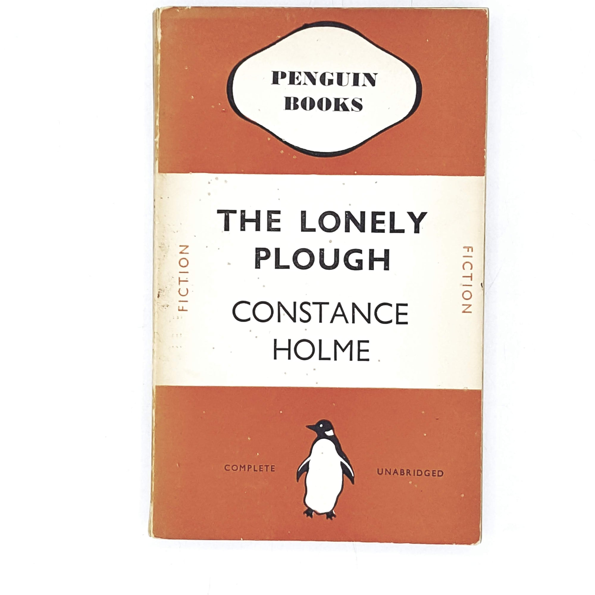 Vintage Penguin The Lonely Plough by Constance Holme 1937