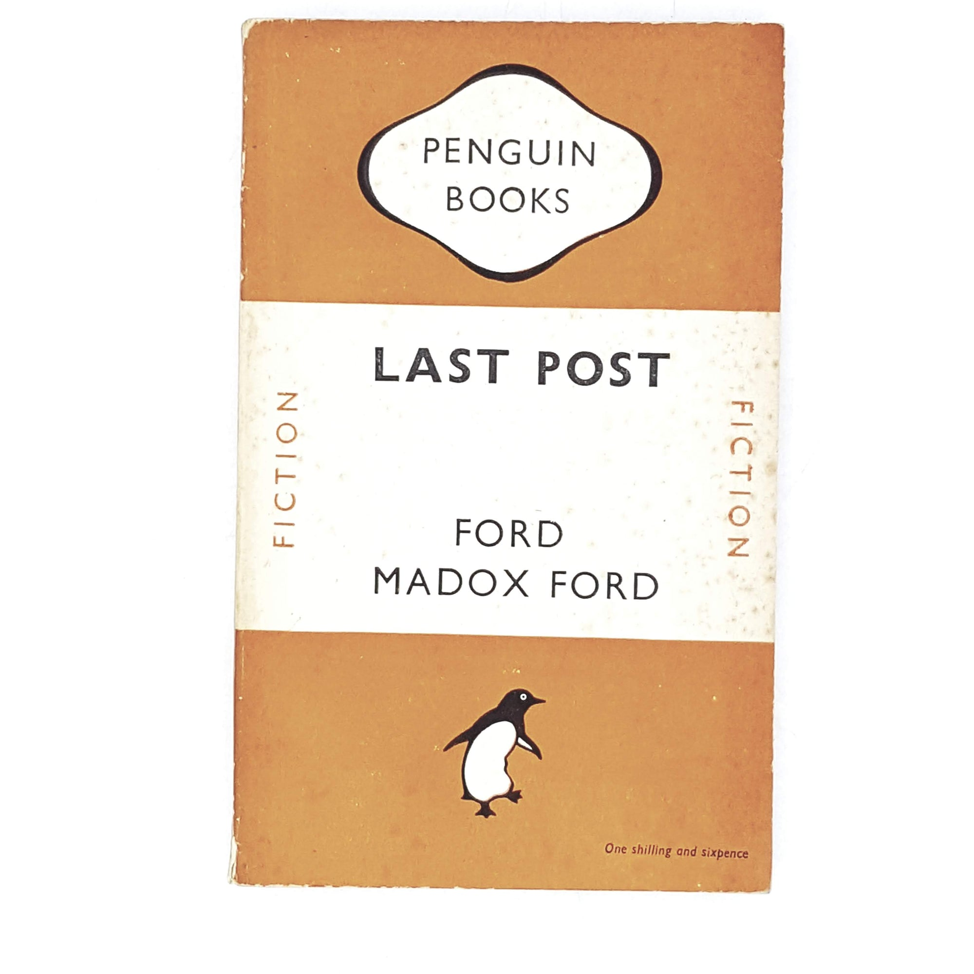 Vintage Penguin Last Post by Ford Maddox Ford 1948