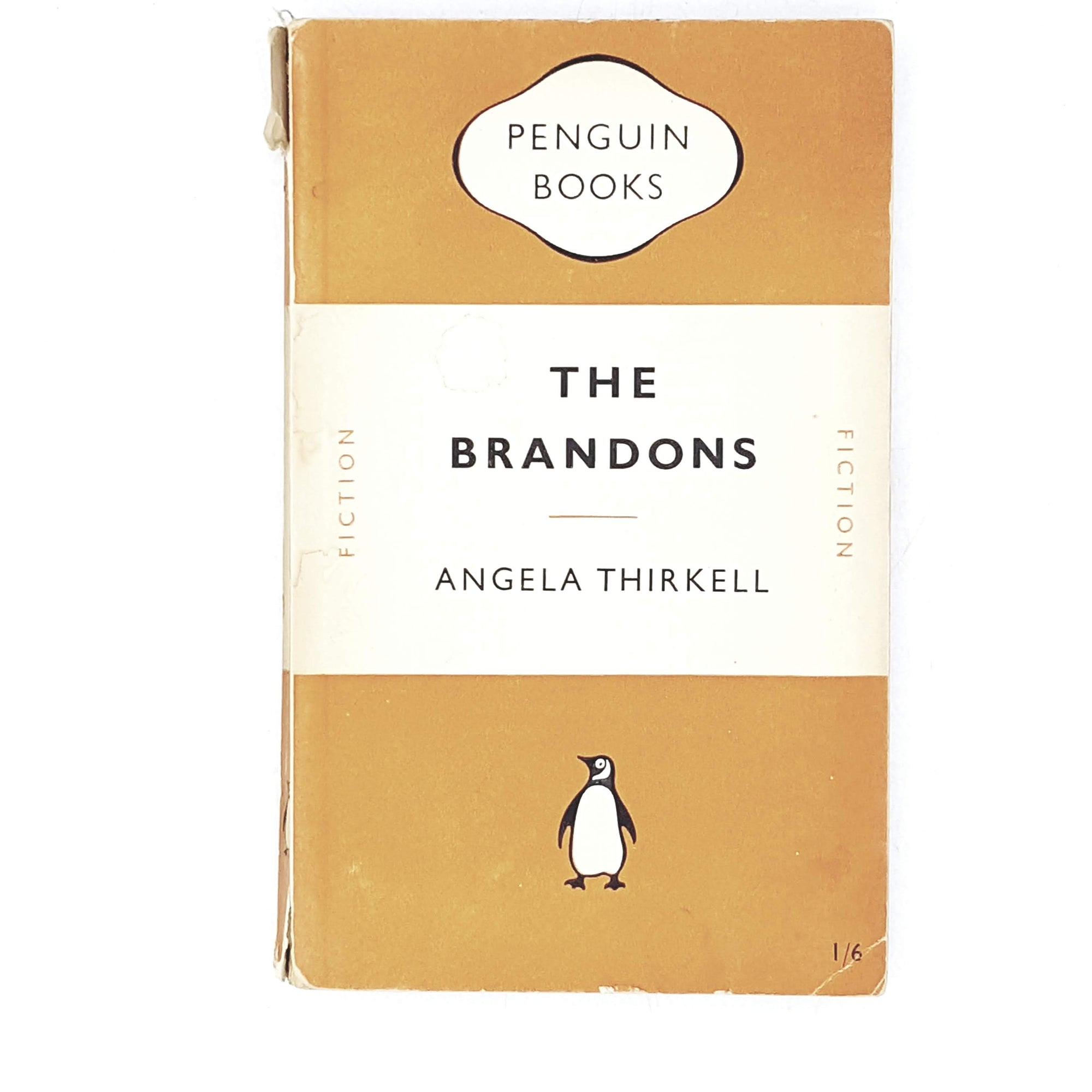 Vintage Penguin The Brandons by Angela Thirkell 1950