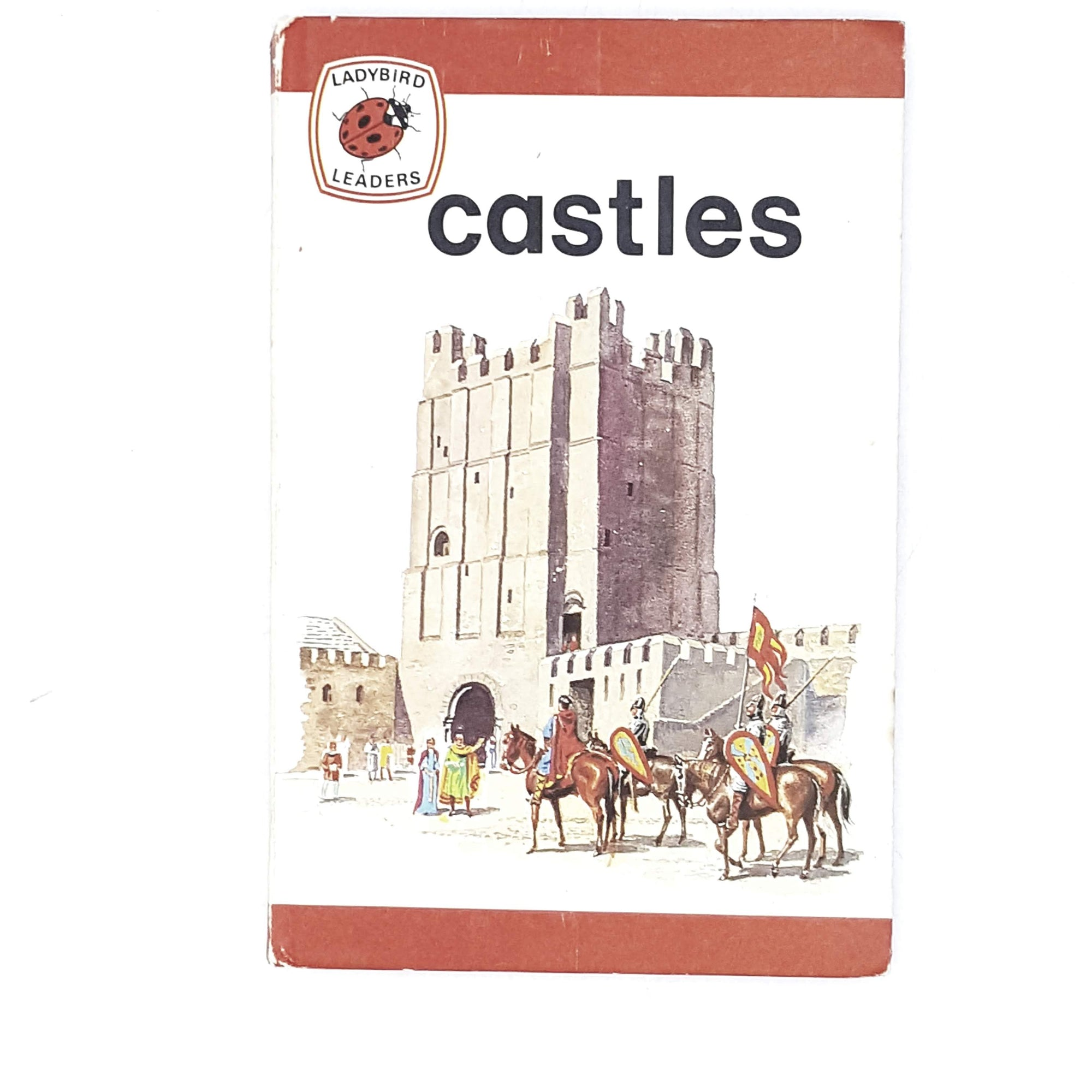 Ladybird Leaders: Castles 1974