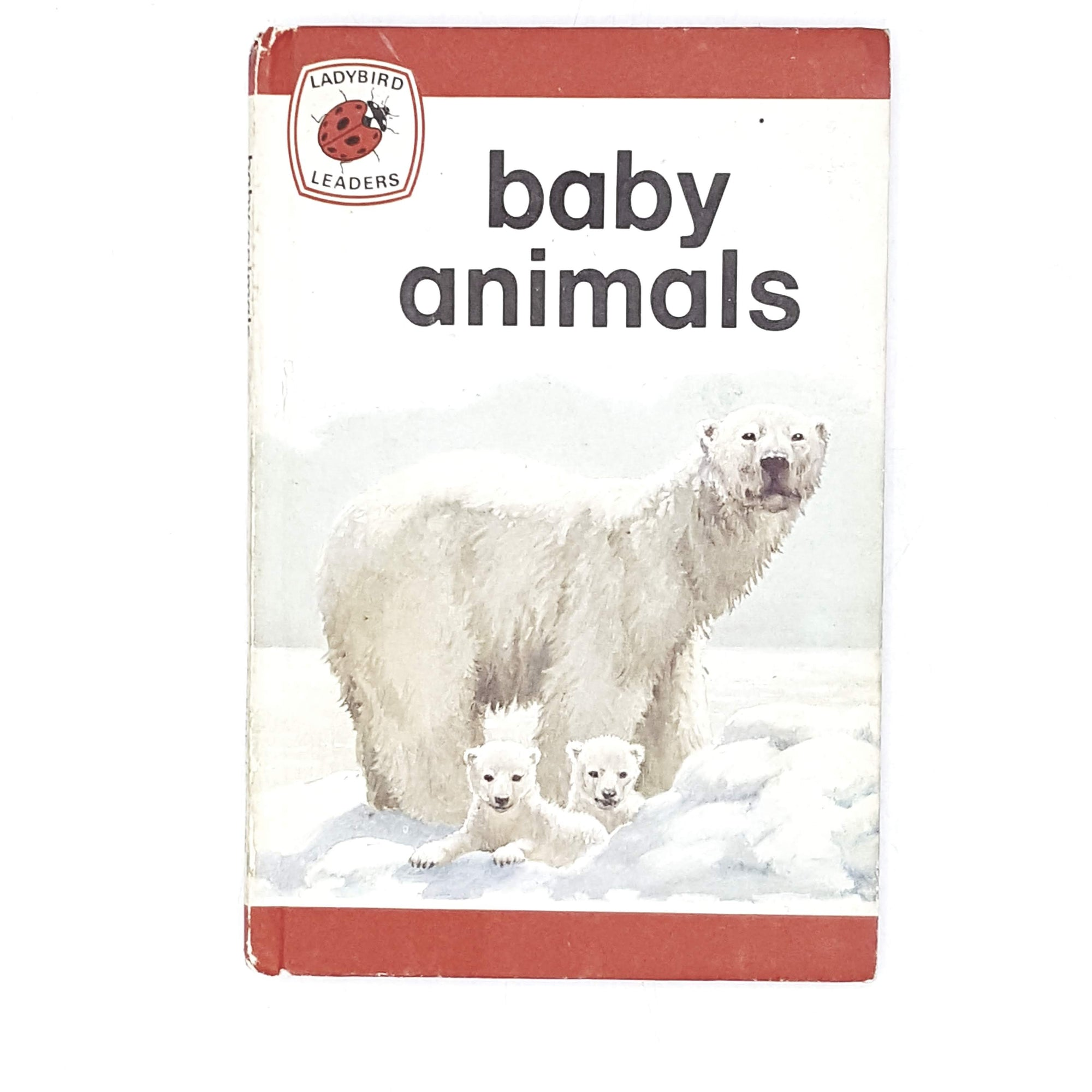 Ladybird Leaders: Baby Animals 1974
