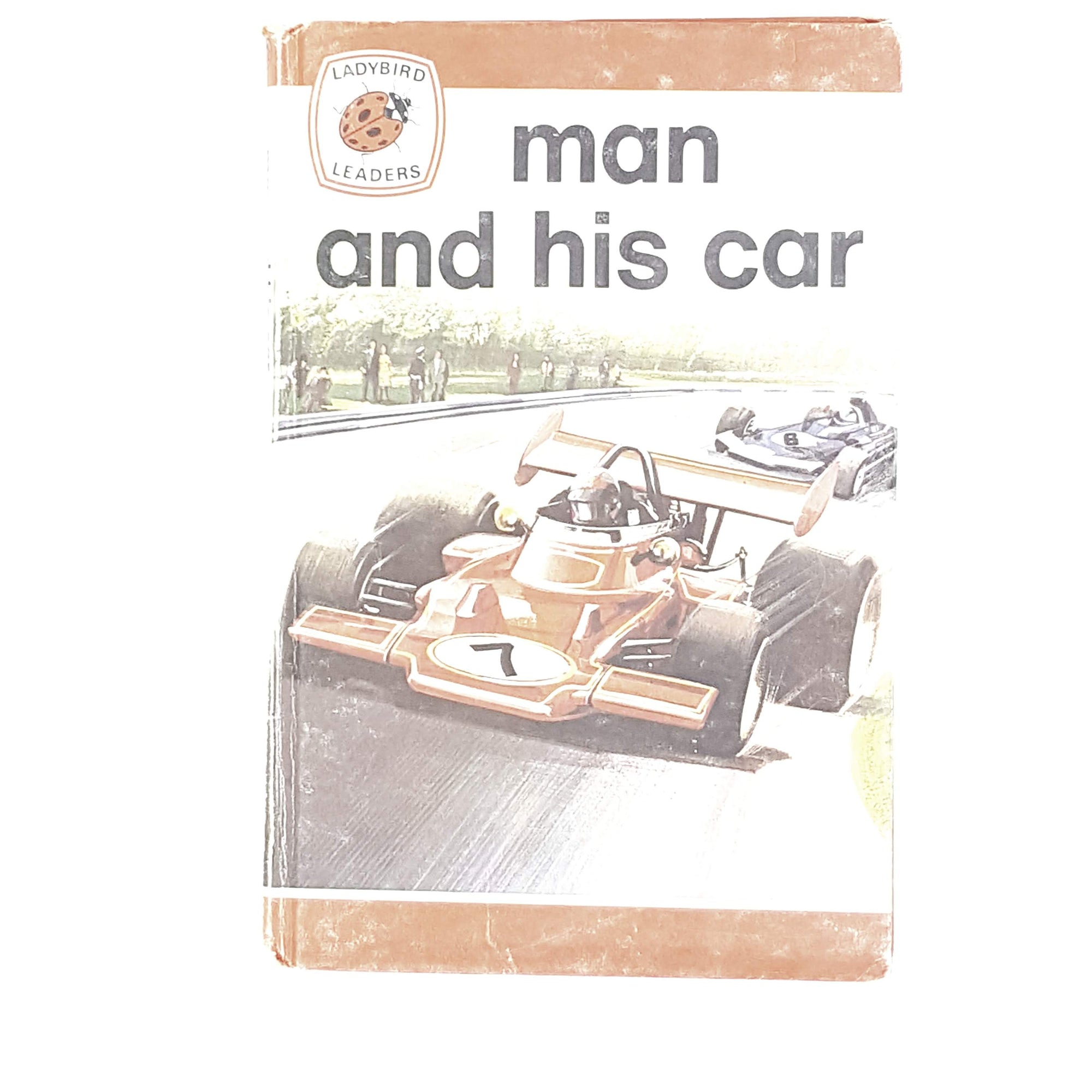 Man and His Car by James Webster 1974