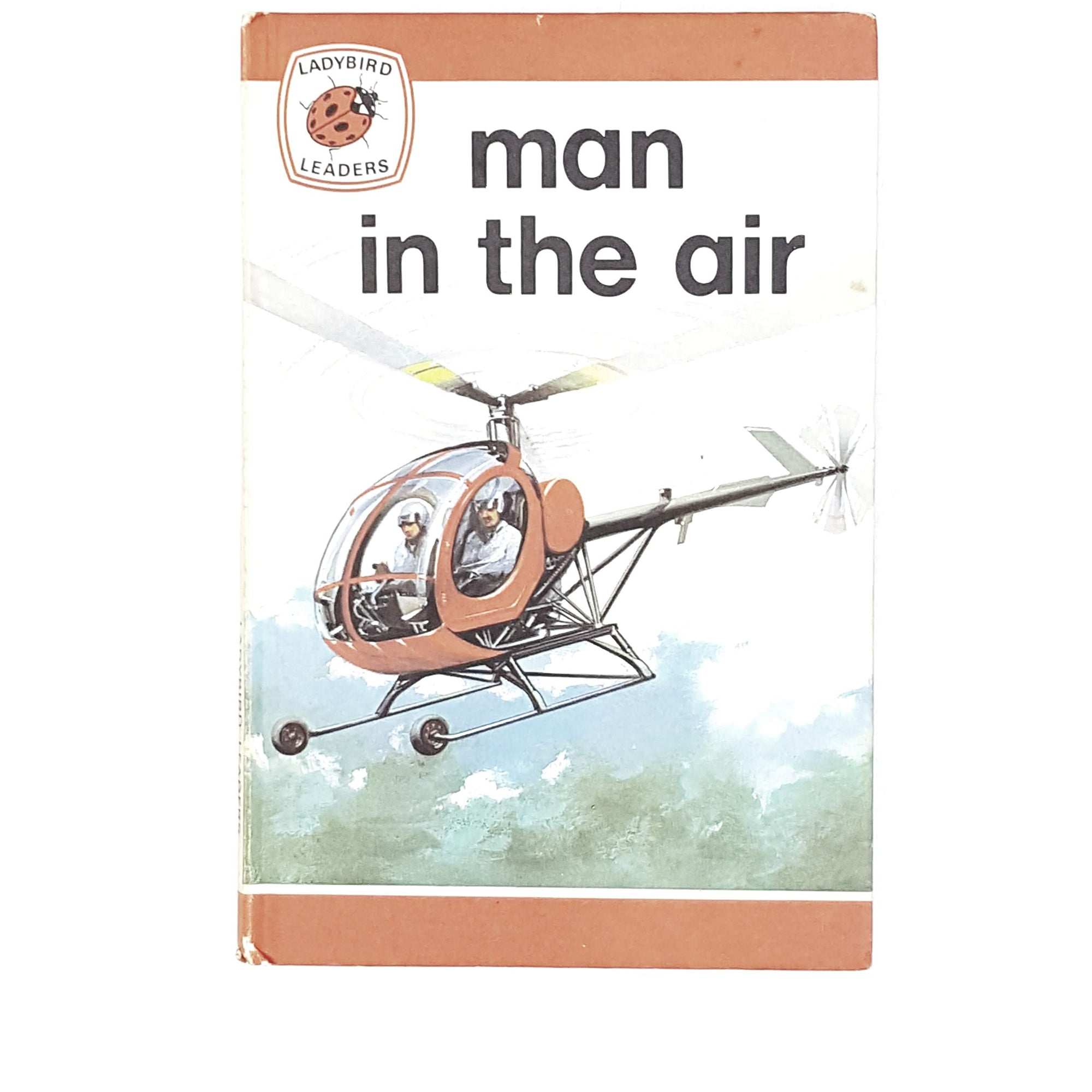 ladybird-leaders-man-in-the-air-1973-country-house-library