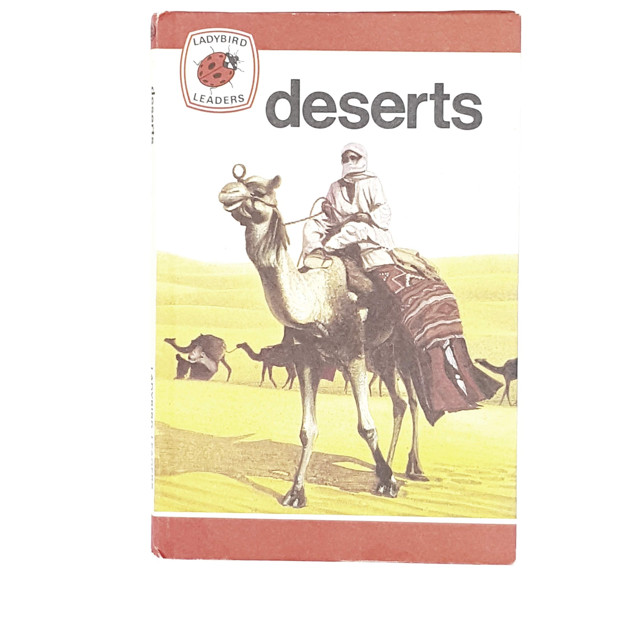 Ladybird Leaders: Deserts 1976