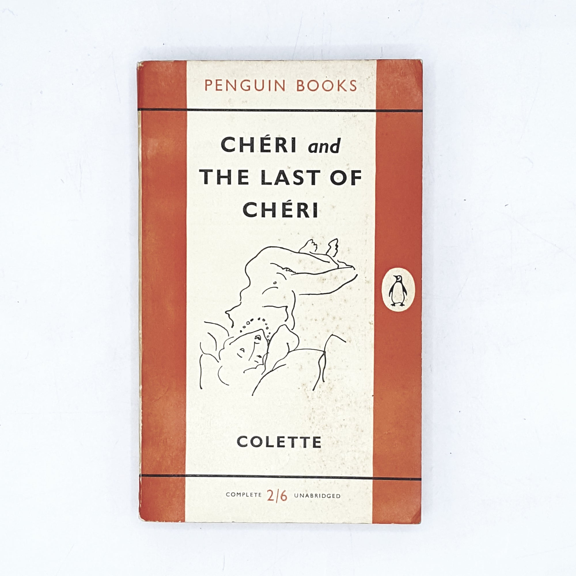 Colette's Chéri and the Last of Chéri 1957