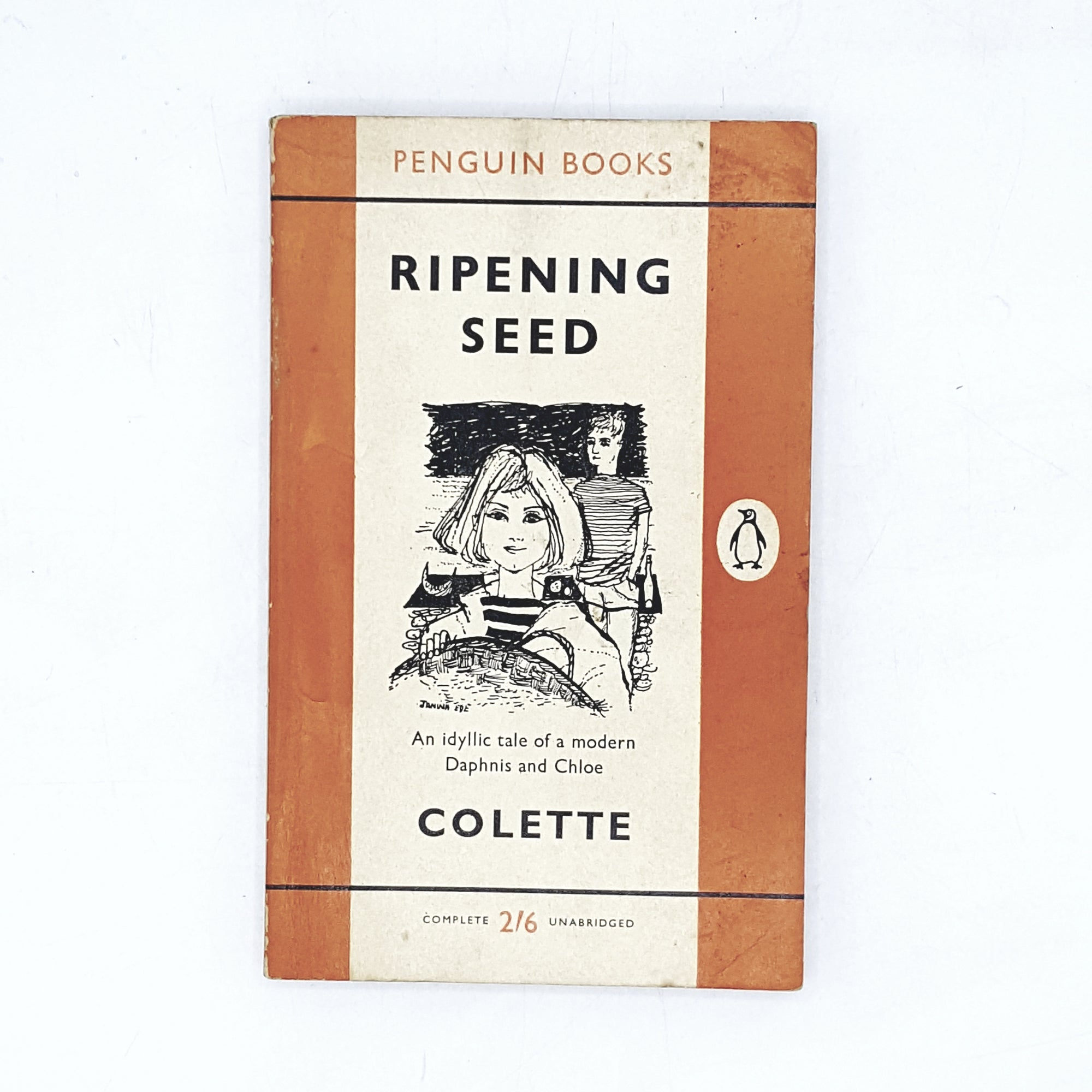Colette's Ripening Seed 1959