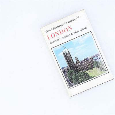 Observer's Book of London 1973