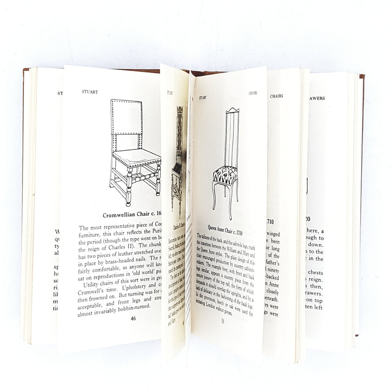 Observer's Book of Furniture 1964