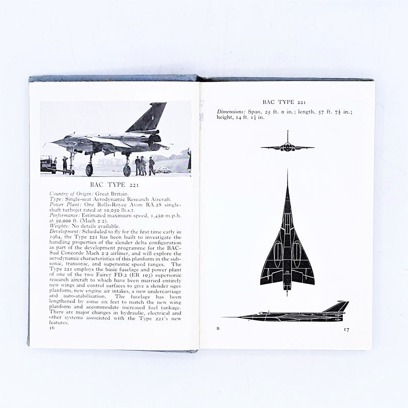 Observer's Book of Aircraft 1964