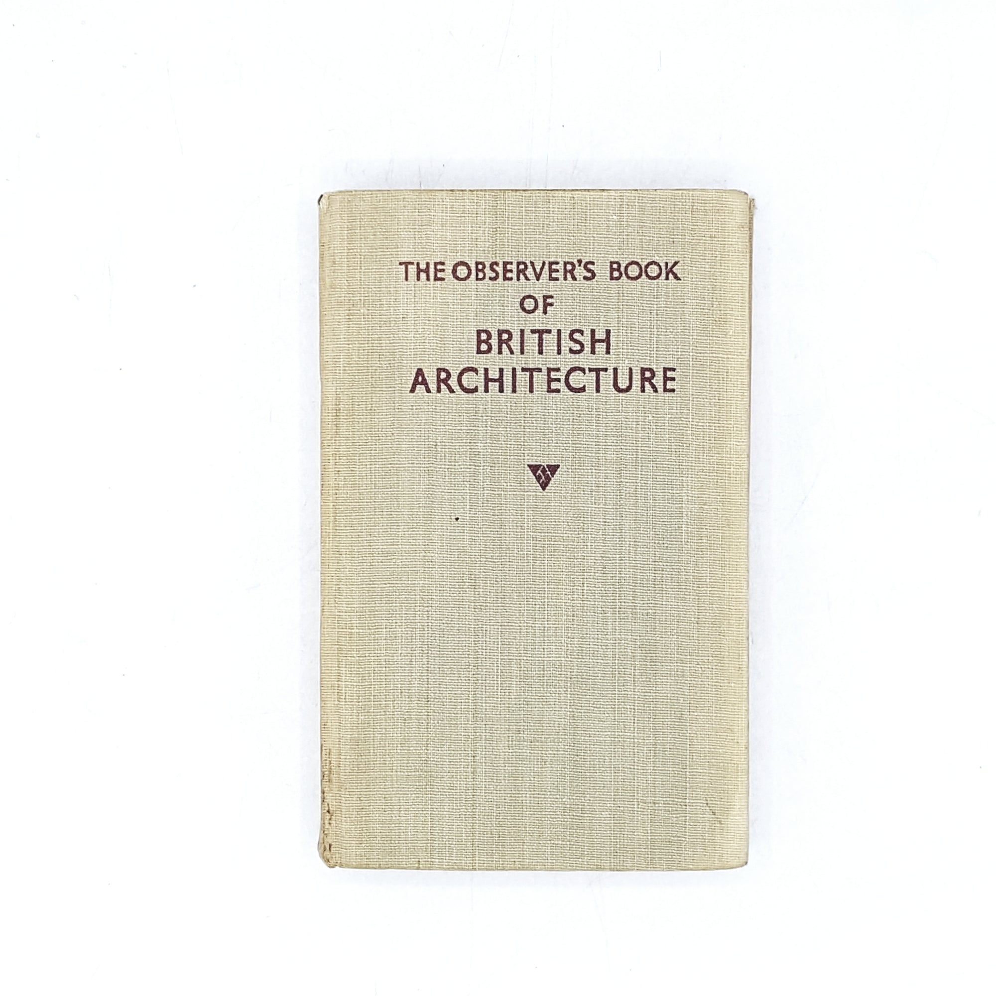 Observer's Book of British Architecture