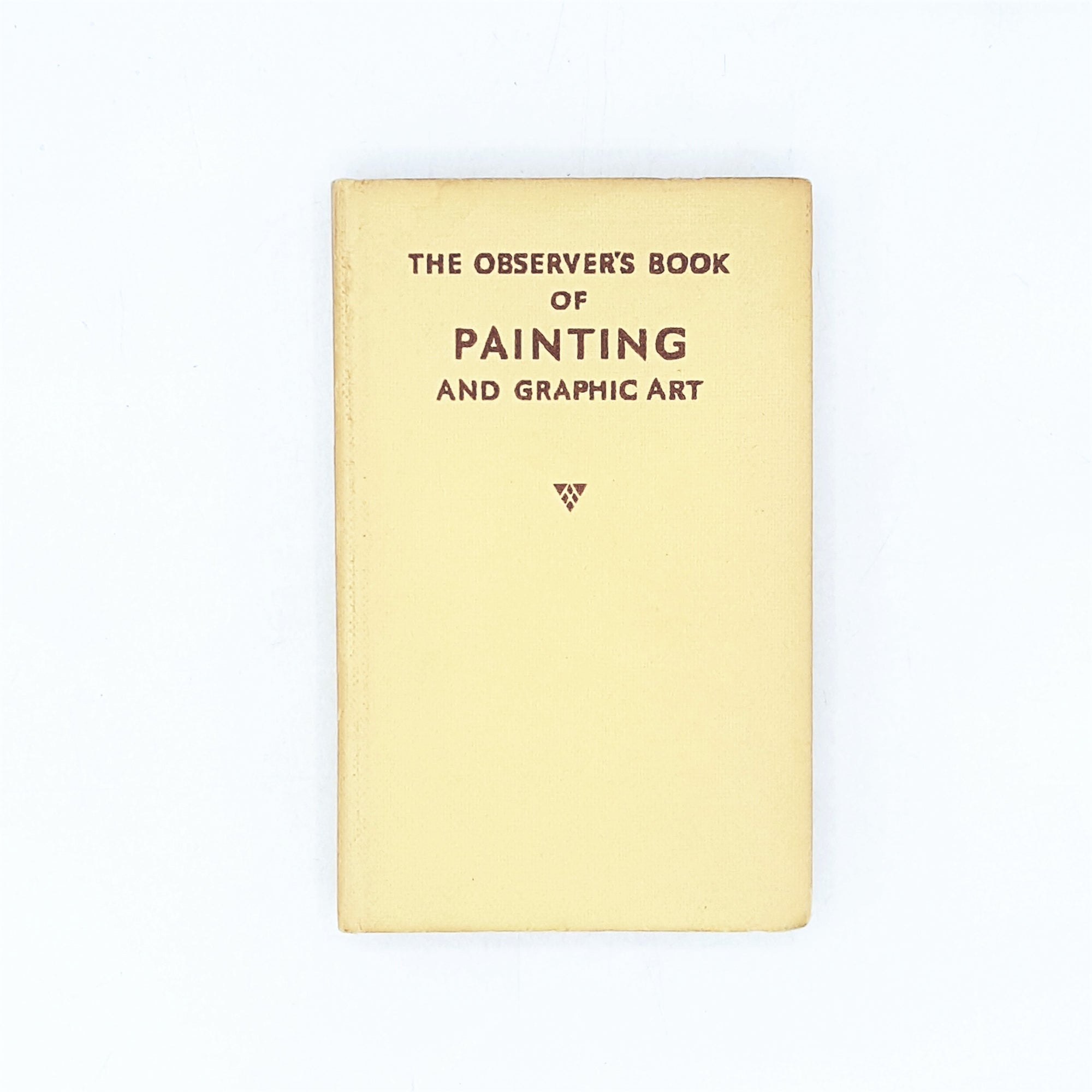 Observer's Book of Painting and Graphic Art 1959