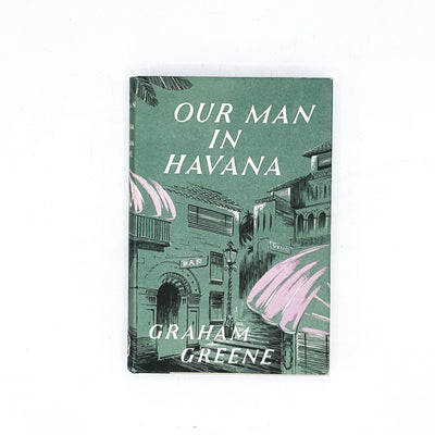 Graham Greene's Our Man in Havana 1960