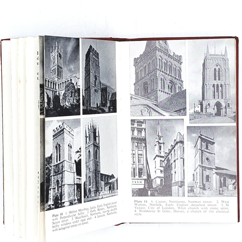 Observer's Book of Old English Churches 1965