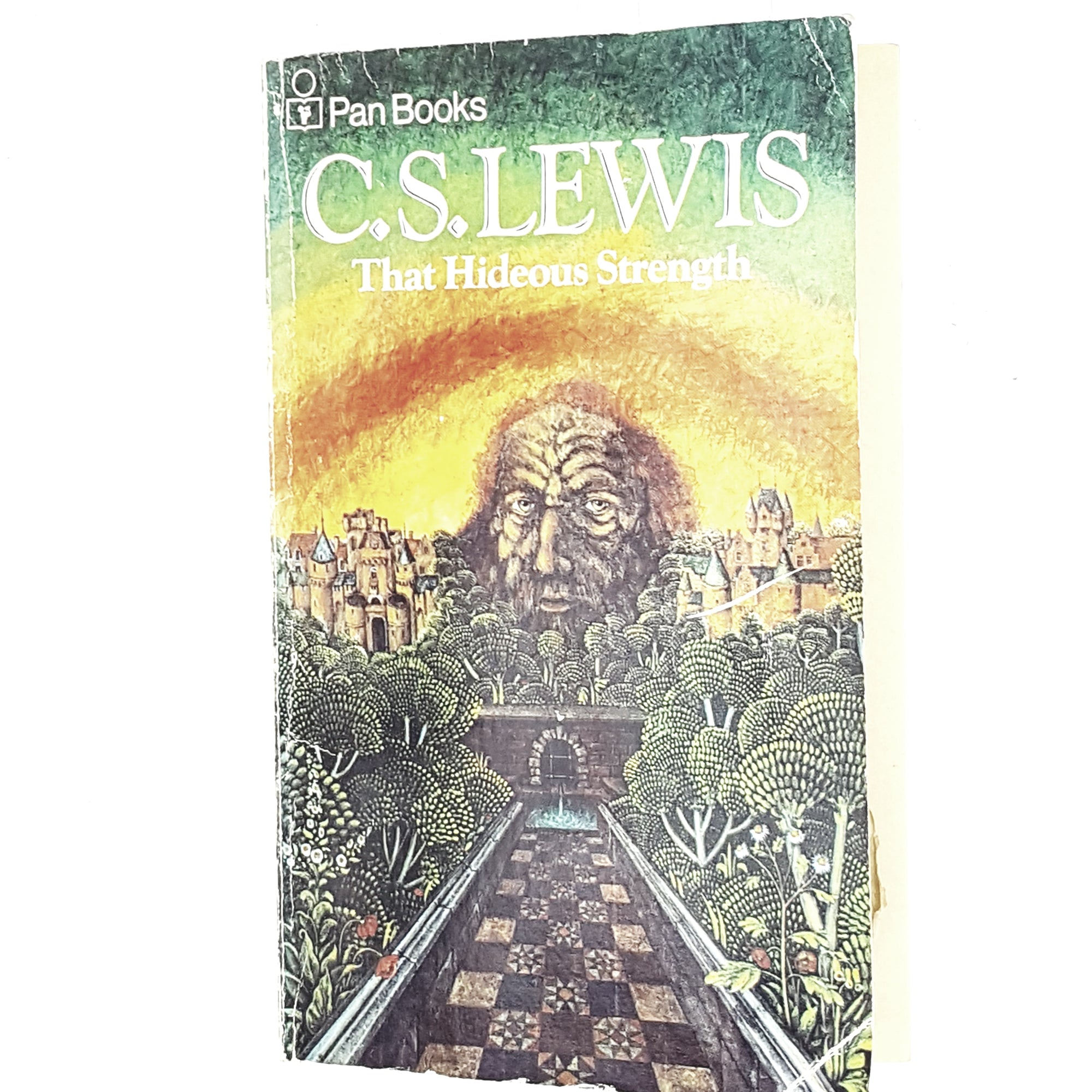 C. S. Lewis's That Hideous Strength 1972
