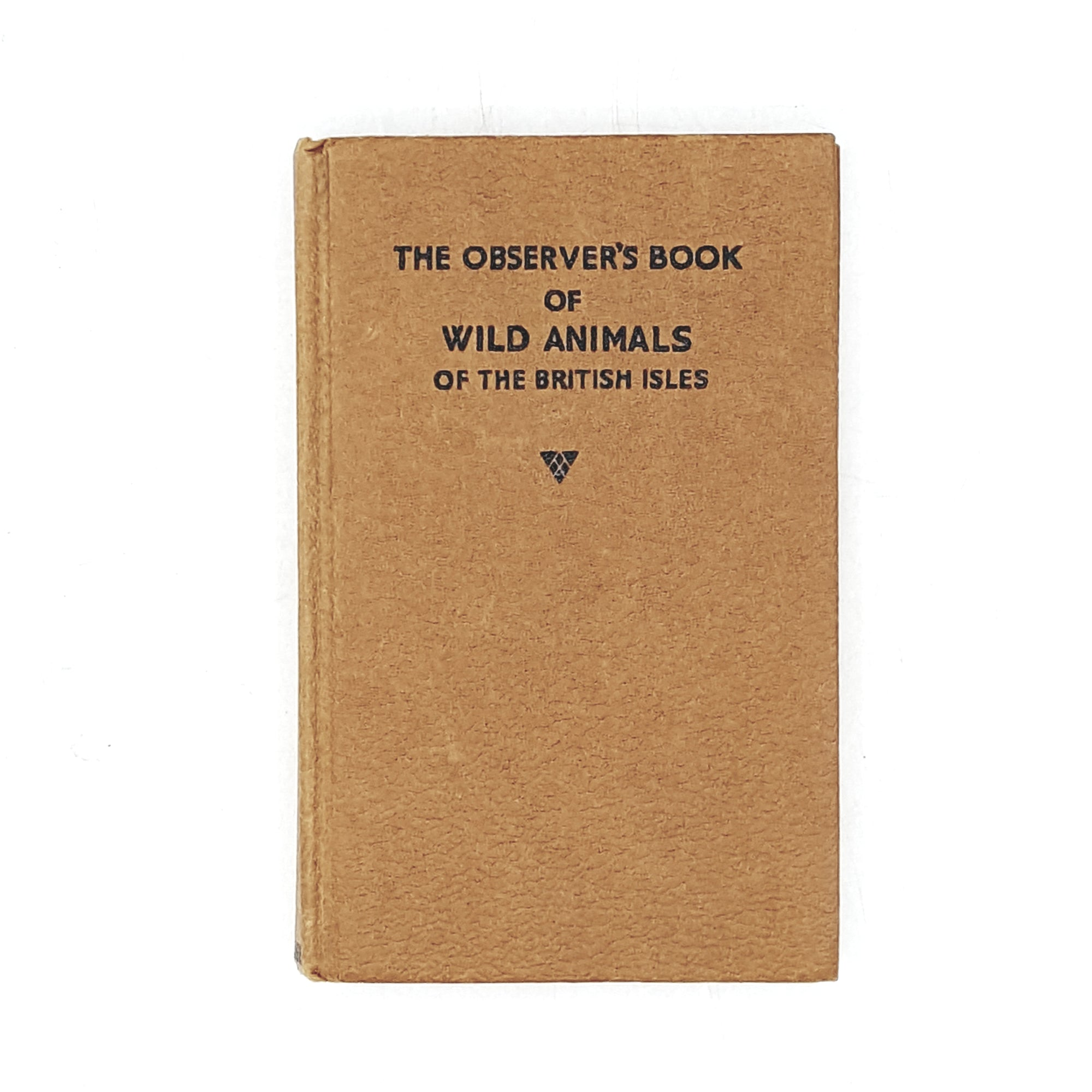 Observer's Book of Wild Animals of the British Isles 1958