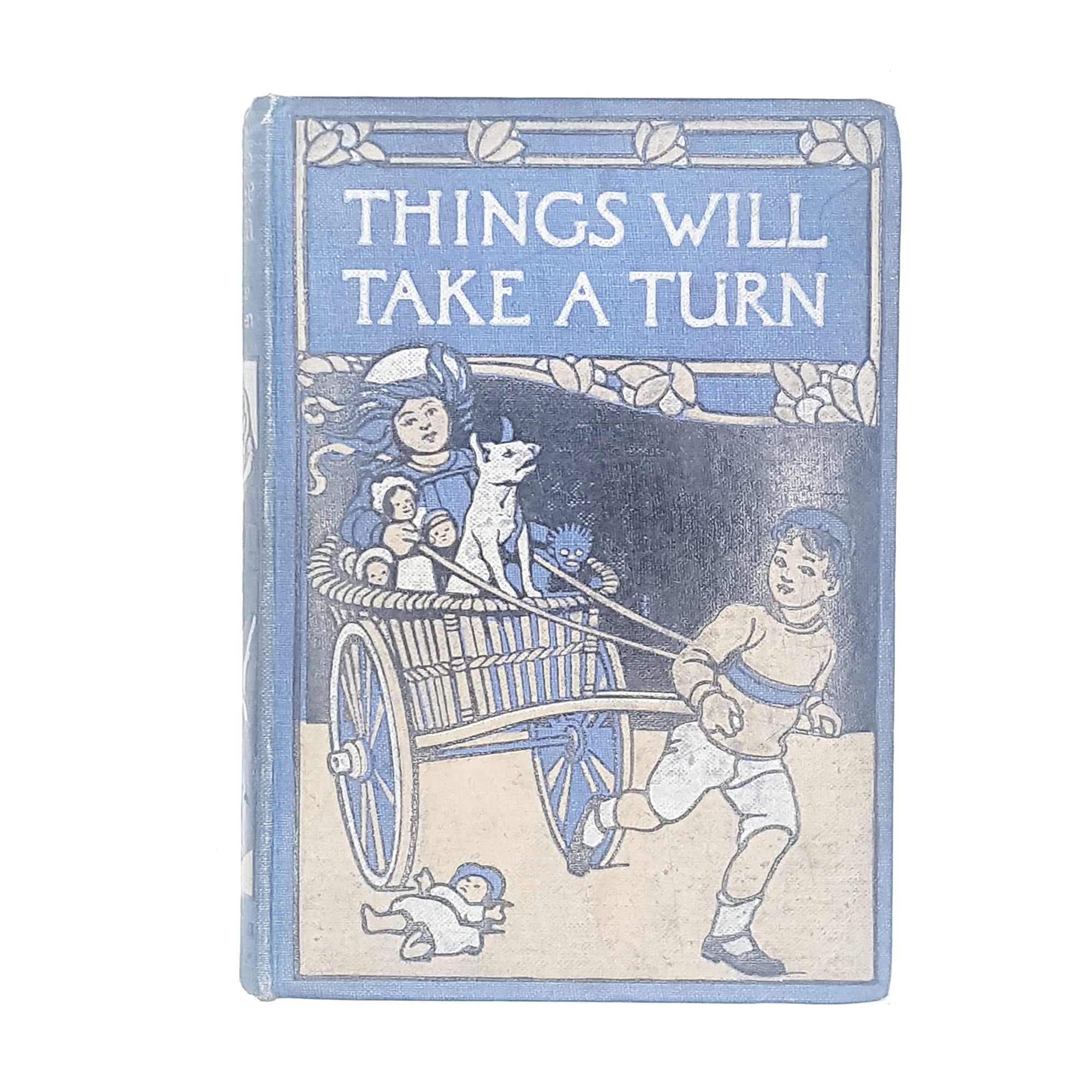 Things will Take a Turn by Beatrive Harraden 1910s