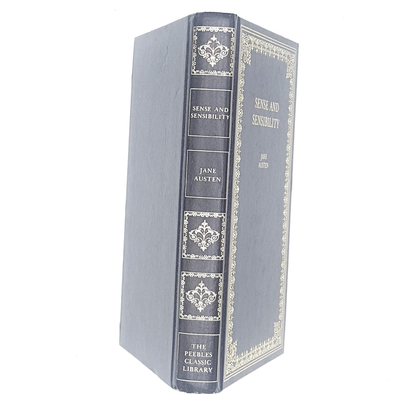 Jane Austen's Sense and Sensibility Peebles Classic Library Edition