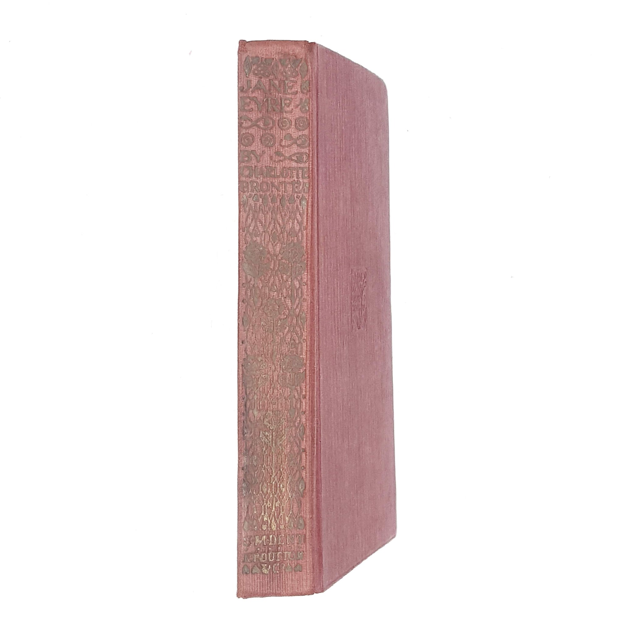Jane Eyre by Charlotte Bronte 1915