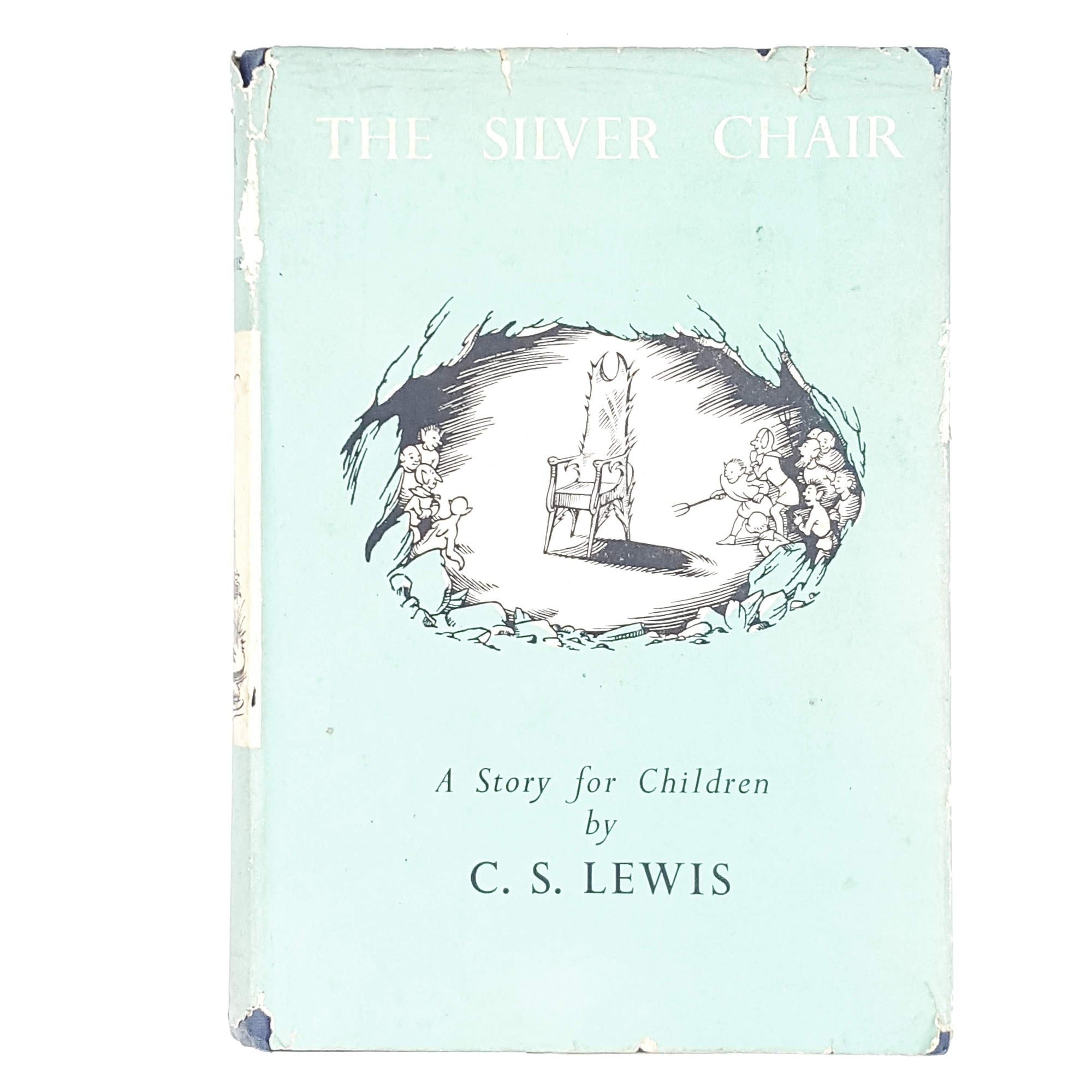 The Silver Chair by C. S. Lewis 1964