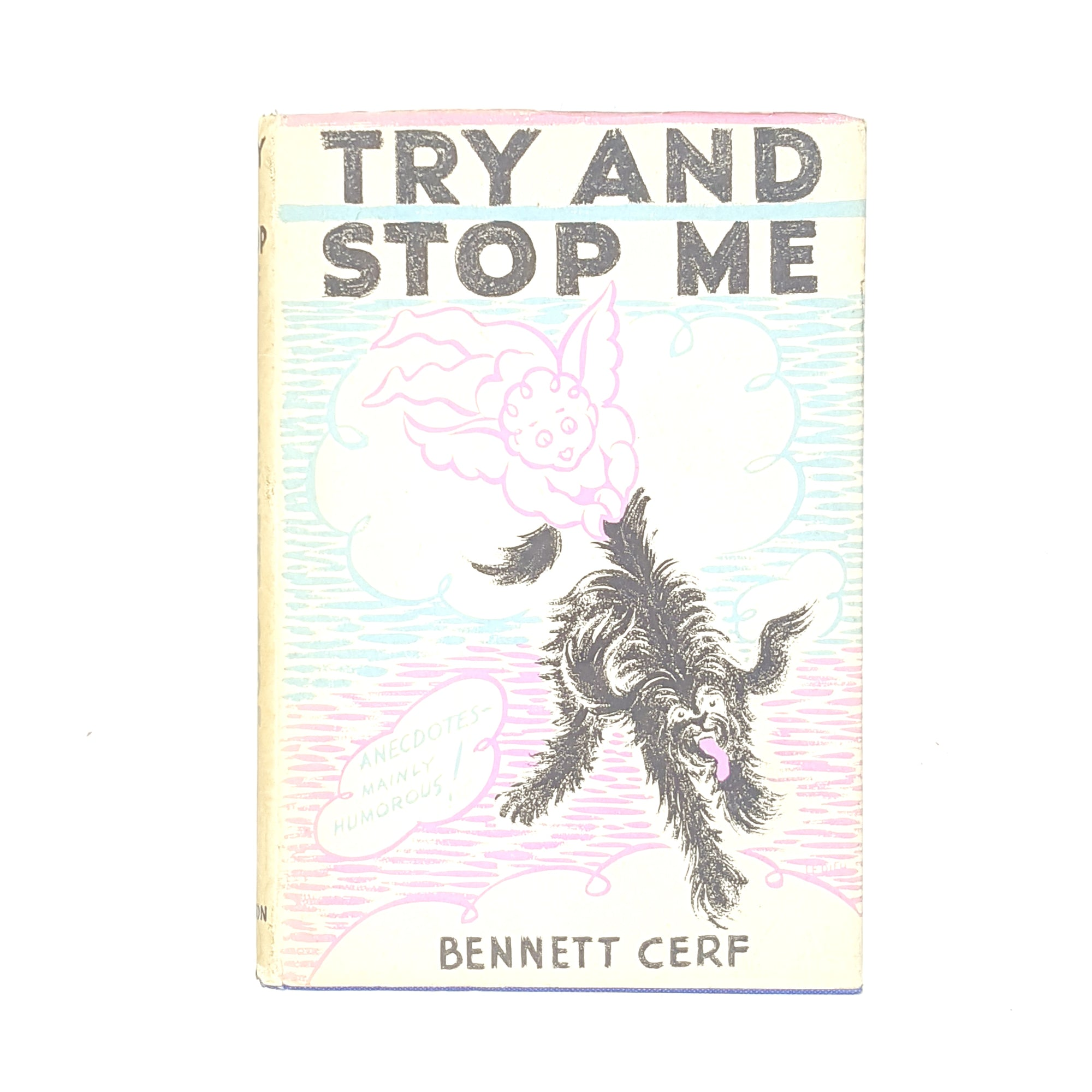 Try and Stop Me by Bennett Cerf 1947