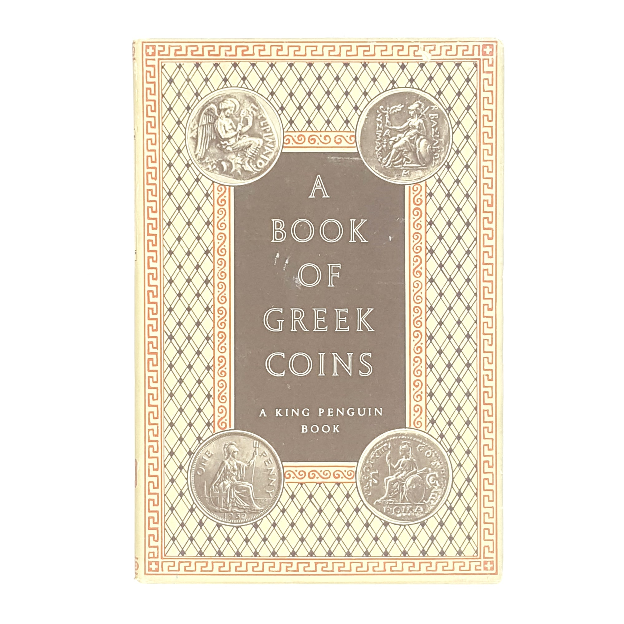 King Penguin: A Book of Greek Coins 1952