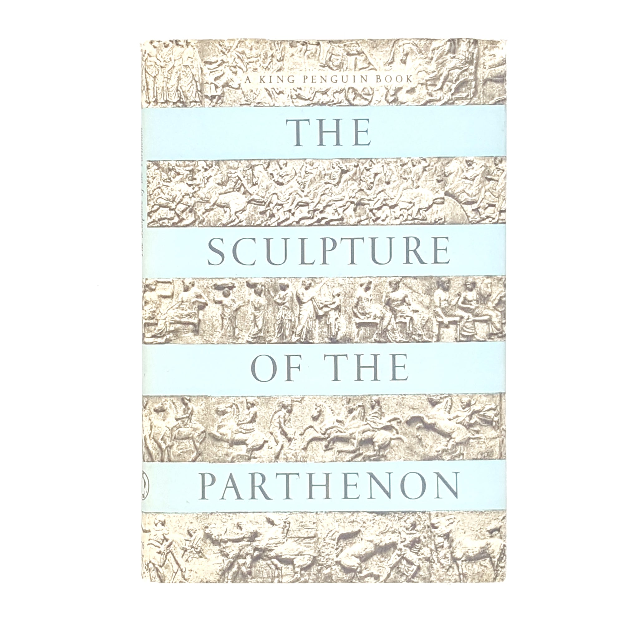 King Penguin: The Sculpture of the Parthenon 1959