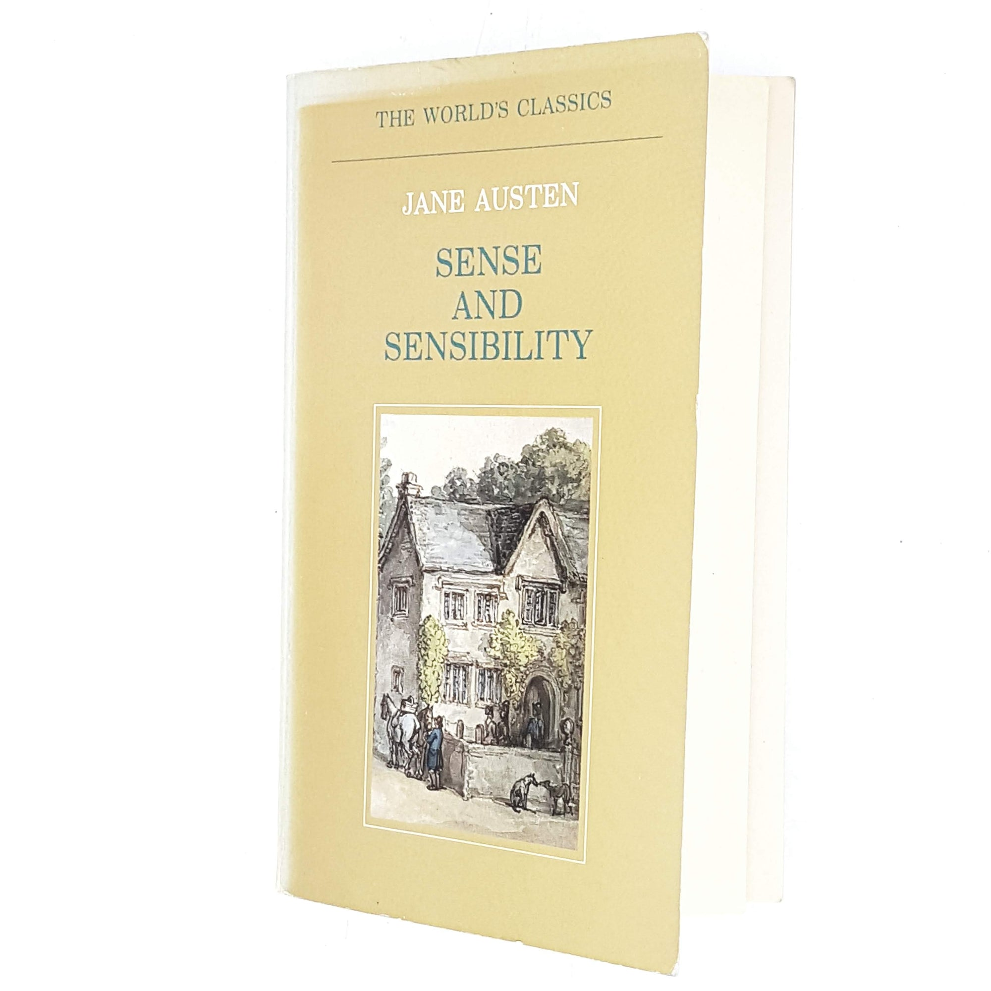 Jane Austen's Sense and Sensibility Oxford University Press