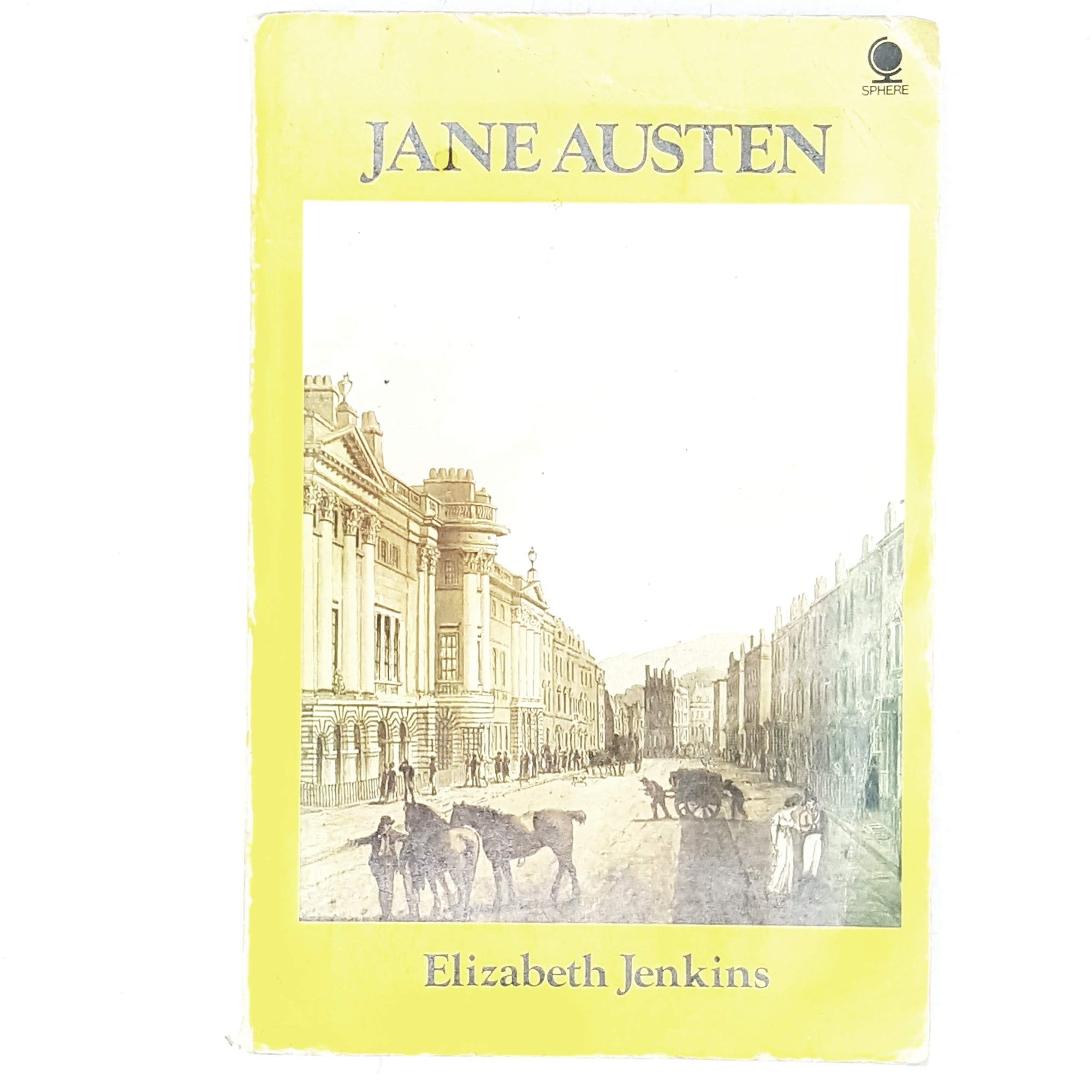 First Edition Jane Austen Biography by Elizabeth Jenkins