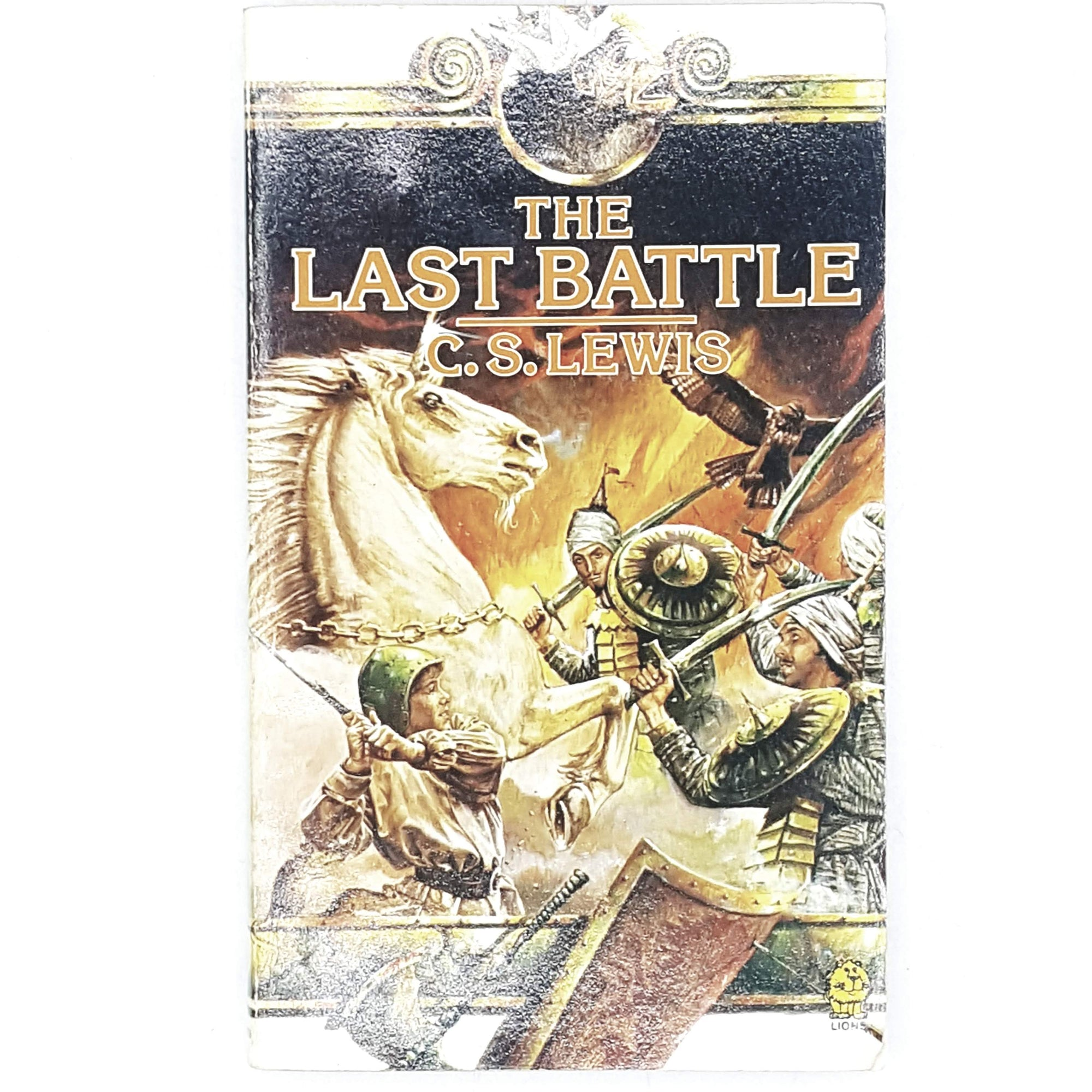 Illustrated C. S. Lewis's The Last Battle 1981