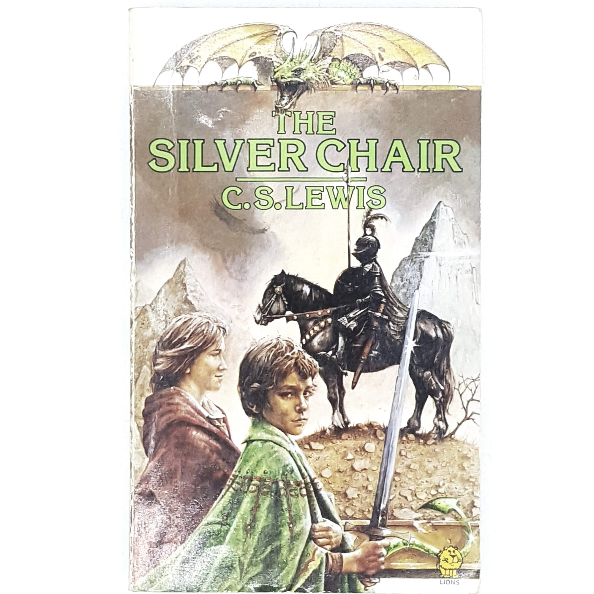 First Edition C. S. Lewis's The Silver Chair 1980