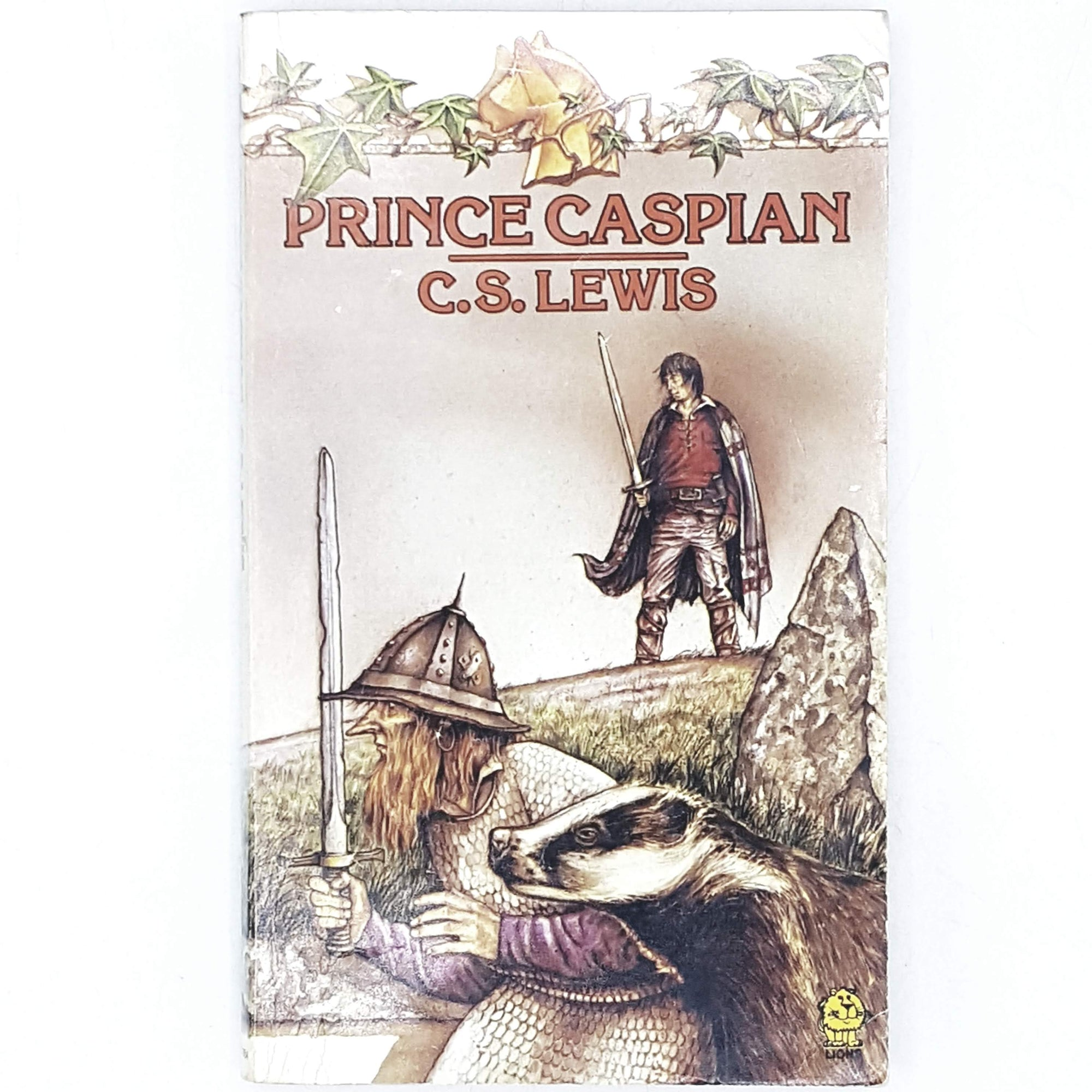 Illustrated C. S. Lewis's Prince Caspian 1981