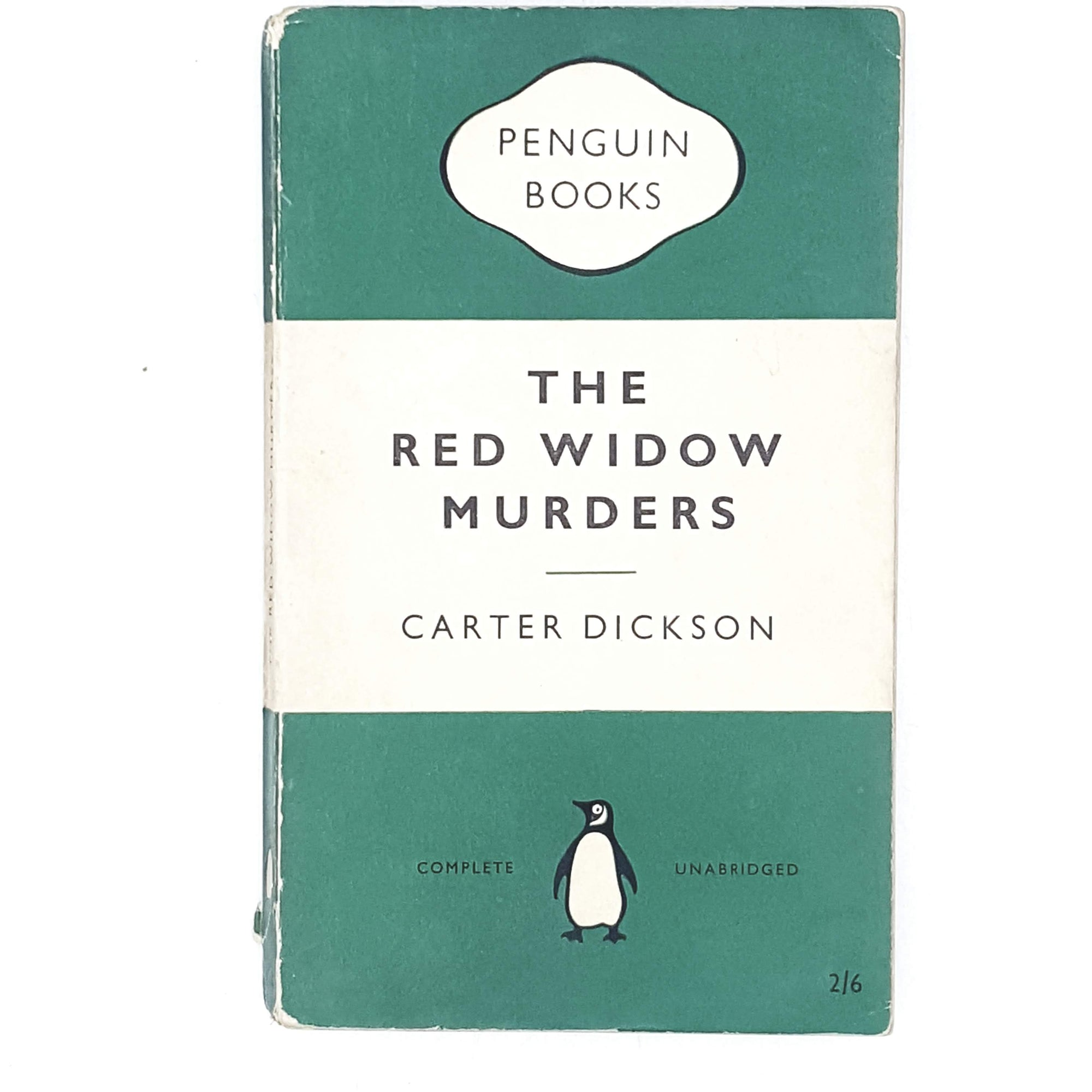 The Red Widow Murders by Carter Dickson 1955